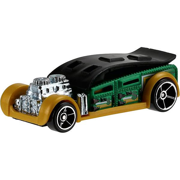 Машинка Hot Wheels из базовой коллекцииМашинки<br>Машинка Hot Wheels из базовой коллекции – высококачественная масштабная модель машины, имеющая неординарный, радикальный дизайн. <br><br>В упаковке 1 машинка,  машинки тематически обусловлены от фантазийных, спасательных до экстремальных и просто скоростных машин. <br><br>Соберите свою коллекцию машинок Hot Wheels!<br><br>Дополнительная информация: <br><br>Машинка стандартного размера Hot Wheels<br>Размер упаковки: 11 х 10,5 х 3,5 см<br>Ширина мм: 110; Глубина мм: 45; Высота мм: 110; Вес г: 30; Возраст от месяцев: 36; Возраст до месяцев: 96; Пол: Мужской; Возраст: Детский; SKU: 4901784;