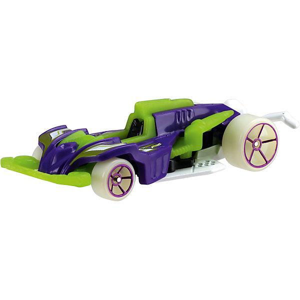 Машинка Hot Wheels из базовой коллекцииПопулярные игрушки<br>Машинка Hot Wheels из базовой коллекции – высококачественная масштабная модель машины, имеющая неординарный, радикальный дизайн. <br><br>В упаковке 1 машинка,  машинки тематически обусловлены от фантазийных, спасательных до экстремальных и просто скоростных машин. <br><br>Соберите свою коллекцию машинок Hot Wheels!<br><br>Дополнительная информация: <br><br>Машинка стандартного размера Hot Wheels<br>Размер упаковки: 11 х 10,5 х 3,5 см<br><br>Ширина мм: 110<br>Глубина мм: 45<br>Высота мм: 110<br>Вес г: 30<br>Возраст от месяцев: 36<br>Возраст до месяцев: 96<br>Пол: Мужской<br>Возраст: Детский<br>SKU: 4901788