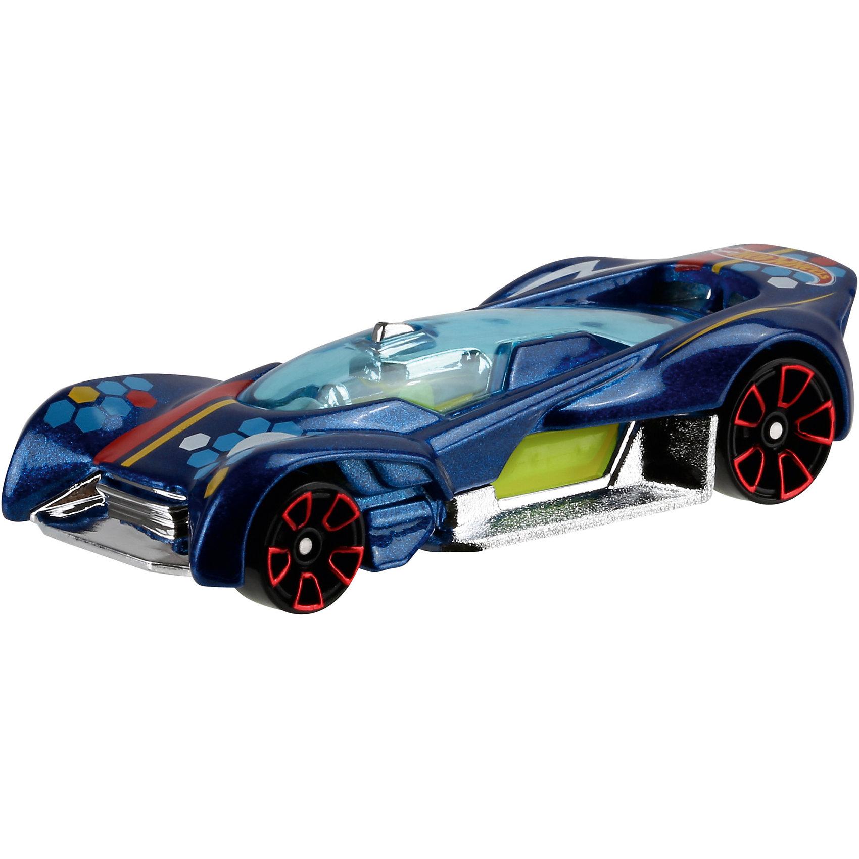 Машинка Hot Wheels из базовой коллекцииМашинка Hot Wheels из базовой коллекции – высококачественная масштабная модель машины, имеющая неординарный, радикальный дизайн. <br><br>В упаковке 1 машинка,  машинки тематически обусловлены от фантазийных, спасательных до экстремальных и просто скоростных машин. <br><br>Соберите свою коллекцию машинок Hot Wheels!<br><br>Дополнительная информация: <br><br>Машинка стандартного размера Hot Wheels<br>Размер упаковки: 11 х 10,5 х 3,5 см<br><br>Ширина мм: 110<br>Глубина мм: 45<br>Высота мм: 110<br>Вес г: 30<br>Возраст от месяцев: 36<br>Возраст до месяцев: 96<br>Пол: Мужской<br>Возраст: Детский<br>SKU: 4901803