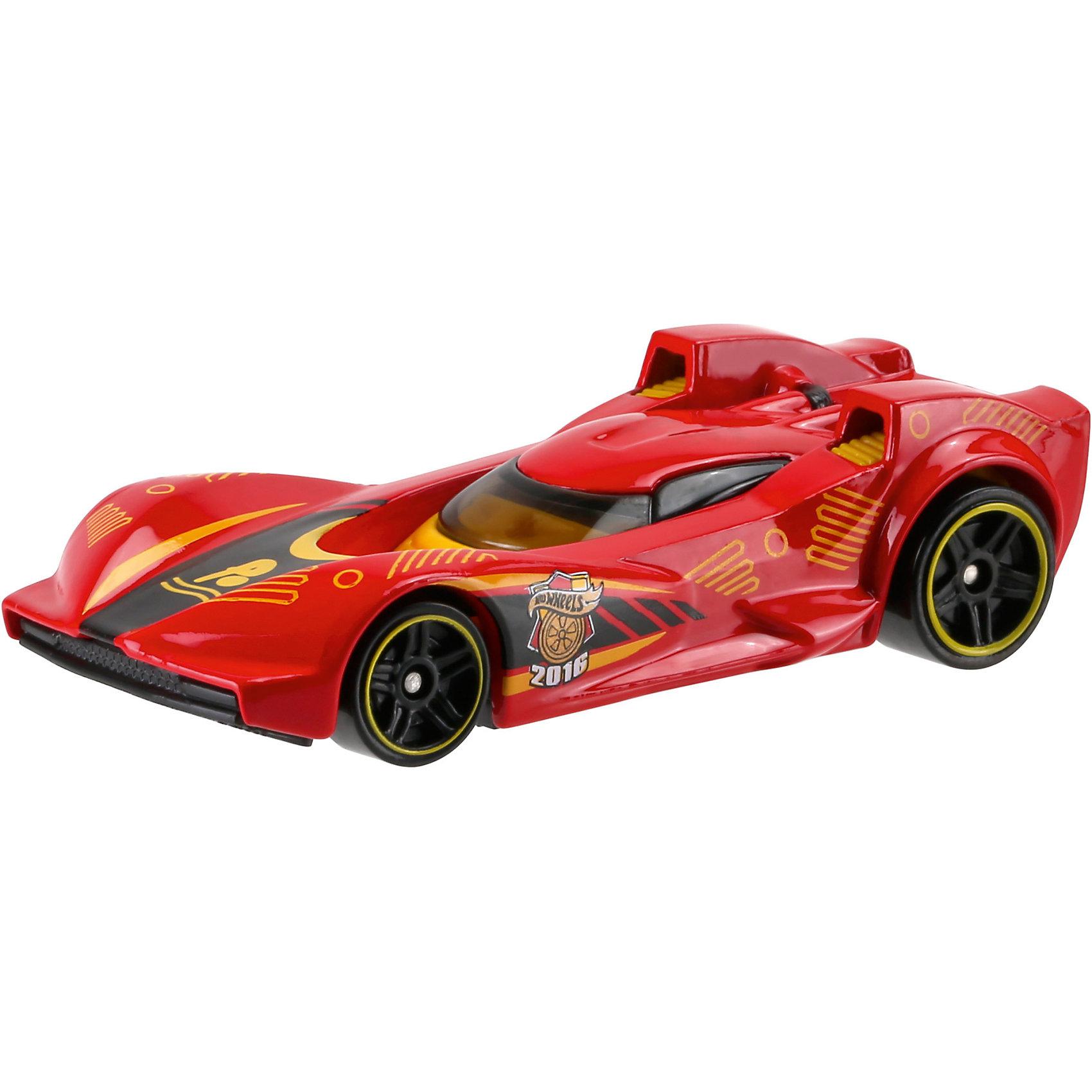 Машинка Hot Wheels из базовой коллекцииМашинки<br>Машинка Hot Wheels из базовой коллекции – высококачественная масштабная модель машины, имеющая неординарный, радикальный дизайн. <br><br>В упаковке 1 машинка,  машинки тематически обусловлены от фантазийных, спасательных до экстремальных и просто скоростных машин. <br><br>Соберите свою коллекцию машинок Hot Wheels!<br><br>Дополнительная информация: <br><br>Машинка стандартного размера Hot Wheels<br>Размер упаковки: 11 х 10,5 х 3,5 см<br><br>Ширина мм: 110<br>Глубина мм: 45<br>Высота мм: 110<br>Вес г: 30<br>Возраст от месяцев: 36<br>Возраст до месяцев: 96<br>Пол: Мужской<br>Возраст: Детский<br>SKU: 4901811