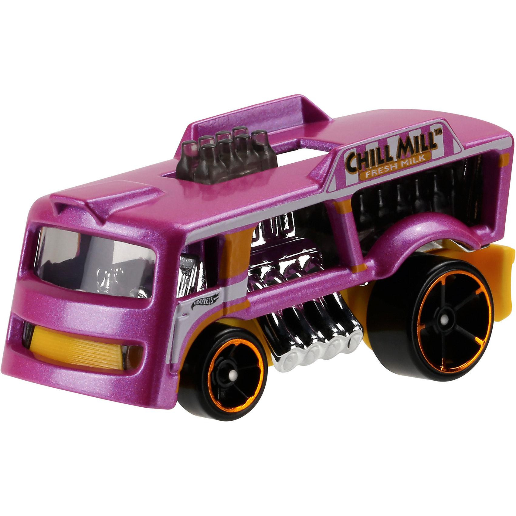 Машинка Hot Wheels из базовой коллекцииМашинки<br>Машинка Hot Wheels из базовой коллекции – высококачественная масштабная модель машины, имеющая неординарный, радикальный дизайн. <br><br>В упаковке 1 машинка,  машинки тематически обусловлены от фантазийных, спасательных до экстремальных и просто скоростных машин. <br><br>Соберите свою коллекцию машинок Hot Wheels!<br><br>Дополнительная информация: <br><br>Машинка стандартного размера Hot Wheels<br>Размер упаковки: 11 х 10,5 х 3,5 см<br><br>Ширина мм: 110<br>Глубина мм: 45<br>Высота мм: 110<br>Вес г: 30<br>Возраст от месяцев: 36<br>Возраст до месяцев: 96<br>Пол: Мужской<br>Возраст: Детский<br>SKU: 4901815