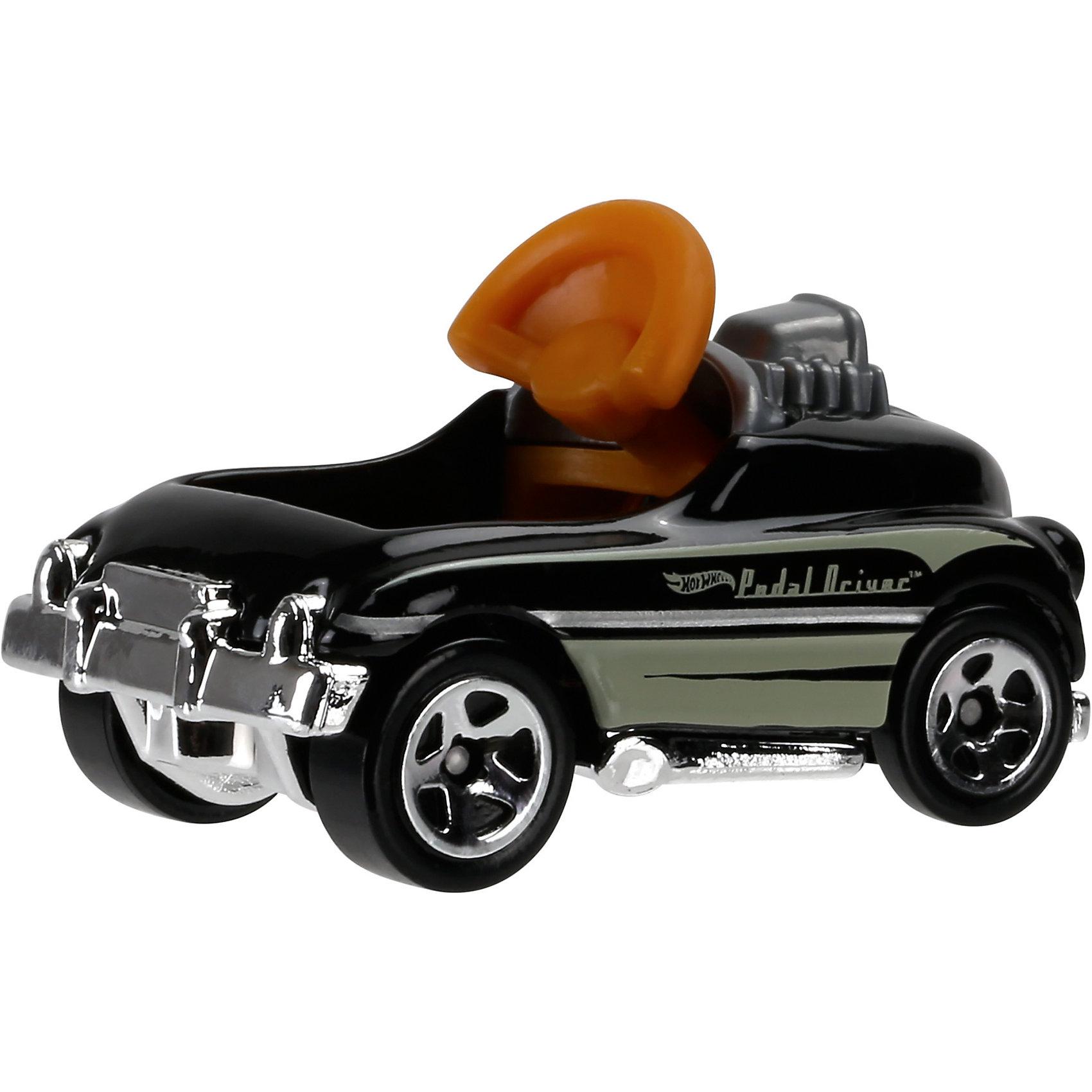 Машинка Hot Wheels из базовой коллекцииМашинка Hot Wheels из базовой коллекции – высококачественная масштабная модель машины, имеющая неординарный, радикальный дизайн. <br><br>В упаковке 1 машинка,  машинки тематически обусловлены от фантазийных, спасательных до экстремальных и просто скоростных машин. <br><br>Соберите свою коллекцию машинок Hot Wheels!<br><br>Дополнительная информация: <br><br>Машинка стандартного размера Hot Wheels<br>Размер упаковки: 11 х 10,5 х 3,5 см<br><br>Ширина мм: 110<br>Глубина мм: 45<br>Высота мм: 110<br>Вес г: 30<br>Возраст от месяцев: 36<br>Возраст до месяцев: 96<br>Пол: Мужской<br>Возраст: Детский<br>SKU: 4901816