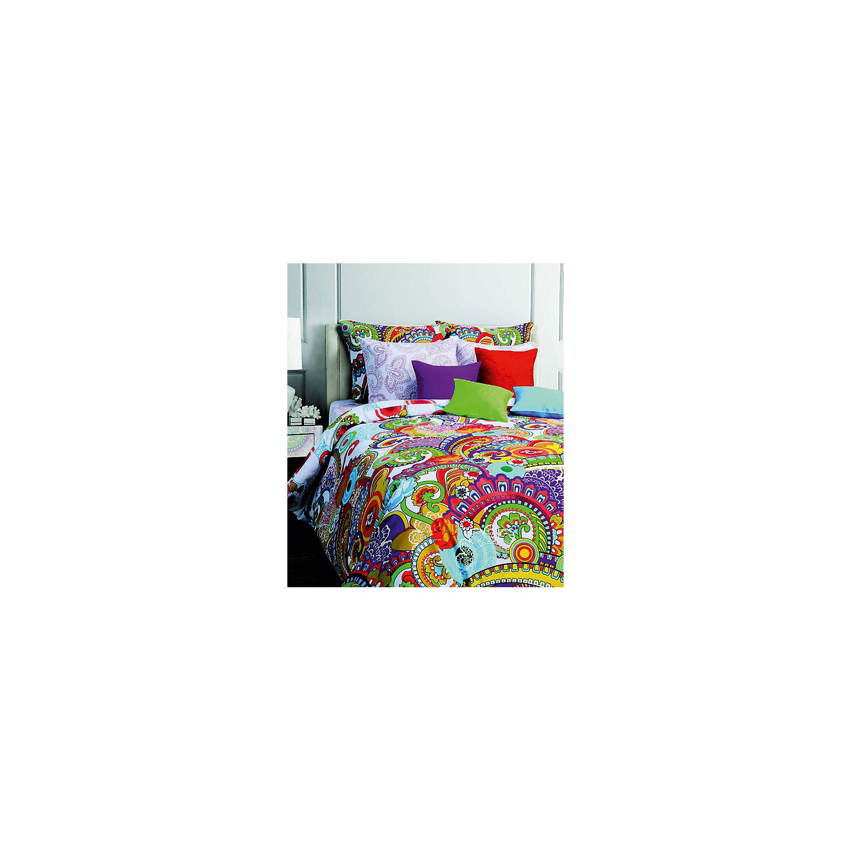 Мона Лиза Постельное белье Samui, 1,5-спальный, 70*70, Mona Liza мона лиза 2 спальное наволочка 50х70 samui