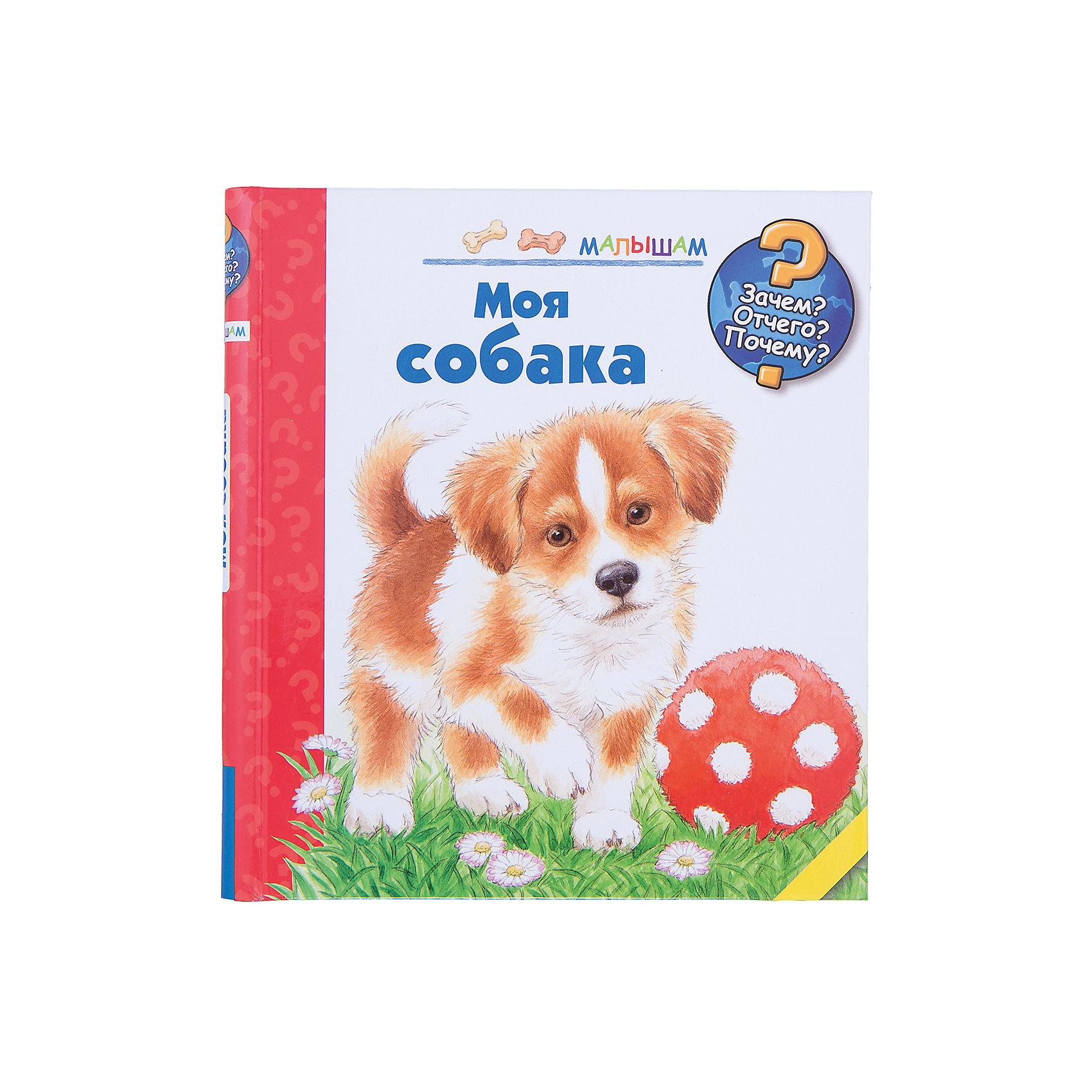 Малыш Моя собака моя книга о животных