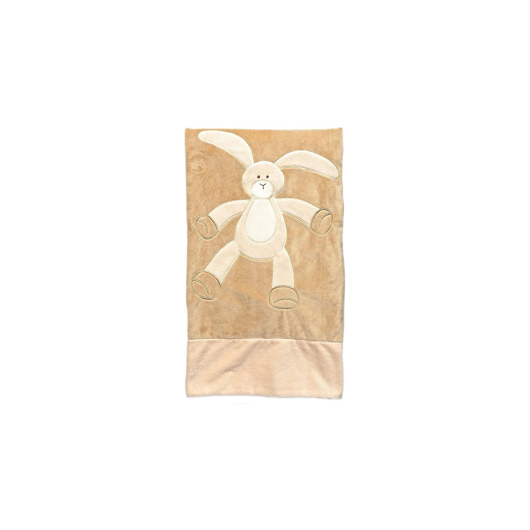 Teddykompaniet Плед велюр 80х80 Кролик , Динглисар, Teddykompaniet