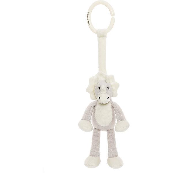 Подвесная игрушка Динозавр, Динглисар, TeddykompanietМягкие игрушки животные<br>Характеристики игрушки:<br><br>• Предназначение: игрушка-подвеска<br>• Пол: универсальный<br>• Цвет: белый, серый<br>• Материал: текстиль (велюр), пластик<br>• Тип крепления: пластиковое кольцо<br>• Вес: 70 гр.<br>• Размер: 14 см<br><br>Подвесная игрушка Динозавр, Динглисар, Teddykompaniet от щвейцарского производителя выполнена из материалов самого высокого качества. Динозавр предназначен для подвешивания на мобиль, кроватку, коляску, автокресло или стульчик для кормления. Игрушка выполнена из приятного на ощупь материала, что будет способствовать развитию тактильных ощущений. Динозавр легок в уходе: его можно стирать в стиральной машине на щадящем режиме.<br><br>Подвесную игрушку Динозавра, Динглисар, Teddykompaniet можно купить в нашем интернет-магазине.<br><br>Подробнее:<br>Для детей в возрасте: от 0 месяцев и до 3 лет<br>Номер товара: 4903935<br>Страна производитель: Швеция<br><br>Ширина мм: 160<br>Глубина мм: 160<br>Высота мм: 100<br>Вес г: 160<br>Возраст от месяцев: 0<br>Возраст до месяцев: 36<br>Пол: Унисекс<br>Возраст: Детский<br>SKU: 4903935
