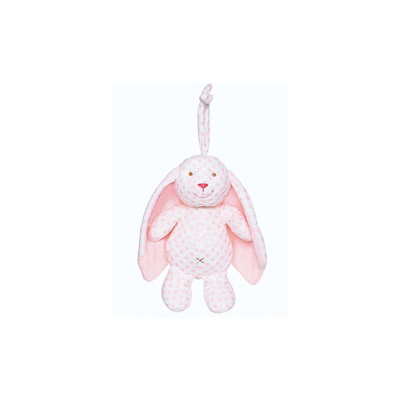 Музыкальная игрушка Кролик -  Большие ушки, Тедди бэби, Teddykompaniet