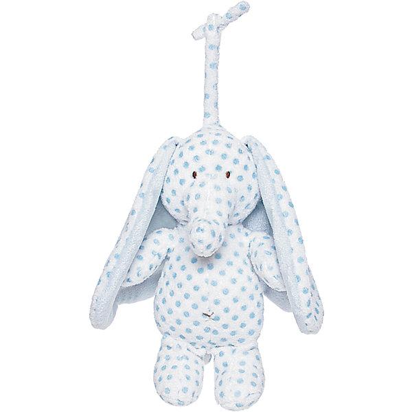 Музыкальная игрушка Слоник -  Большие ушки, Тедди бэби, TeddykompanietМягкие игрушки животные<br>Характеристики мягкой игрушки Teddykompaniet:<br><br>• размер слоника: 25 см;<br>• серия: Тедди бэби;<br>• активация музыкальных эффектов: потянуть игрушку за хвост;<br>• материал: плюш, синтетический наполнитель.<br><br>Игрушка-подвеска с музыкальным мобилем развивает тактильное, слуховое и зрительное восприятие малыша. Слоник Большие ушки Teddykompaniet выполнен из мягкого гипоаллергенного материала, внутри мягкий наполнитель. Музыкальный мобиль - механический.   <br><br>Музыкальную игрушку Слоник -  Большие ушки, Тедди бэби, Teddykompaniet можно купить в нашем интернет-магазине.<br>Ширина мм: 250; Глубина мм: 250; Высота мм: 100; Вес г: 250; Возраст от месяцев: 0; Возраст до месяцев: 36; Пол: Унисекс; Возраст: Детский; SKU: 4903944;