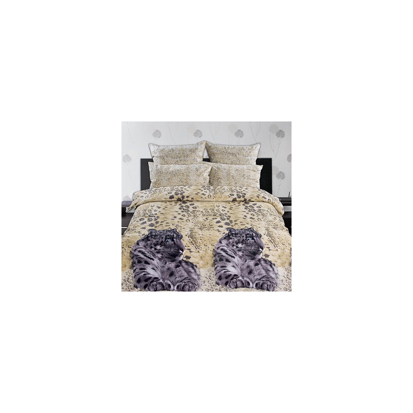 Постельное белье 2,0 поплин, Снежный барс, Любимый домПостельное белье 2,0 поплин Любимый дом КБЛд-21 рис.11598/11599 вид 1 Снежный барс - надежный и гипоаллергенный комплект. <br>Поплин – это надежная ткань, изготовленная из 100% хлопка. Ткань обладает высокой износостойкостью, поэтому комплект будет радовать долгие годы. Белье можно стирать в стиральной машине, не боясь потери цвета или деформации. Специализированная подпитка оставляет белье свежим и чистым, отталкивая грязь и пыль. <br><br>Дополнительная информация:<br><br>Размер: Пододеяльник 215*175, простынь 220*240, 2 наволочки 70*70<br>Материал: Поплин, 100% хлопок<br><br>Постельное белье 2,0 поплин Любимый дом КБЛд-21 рис.11598/11599 вид 1 Снежный барс можно купить в нашем интернет магазине.<br><br>Ширина мм: 270<br>Глубина мм: 90<br>Высота мм: 370<br>Вес г: 1500<br>Возраст от месяцев: 84<br>Возраст до месяцев: 1188<br>Пол: Унисекс<br>Возраст: Детский<br>SKU: 4904997