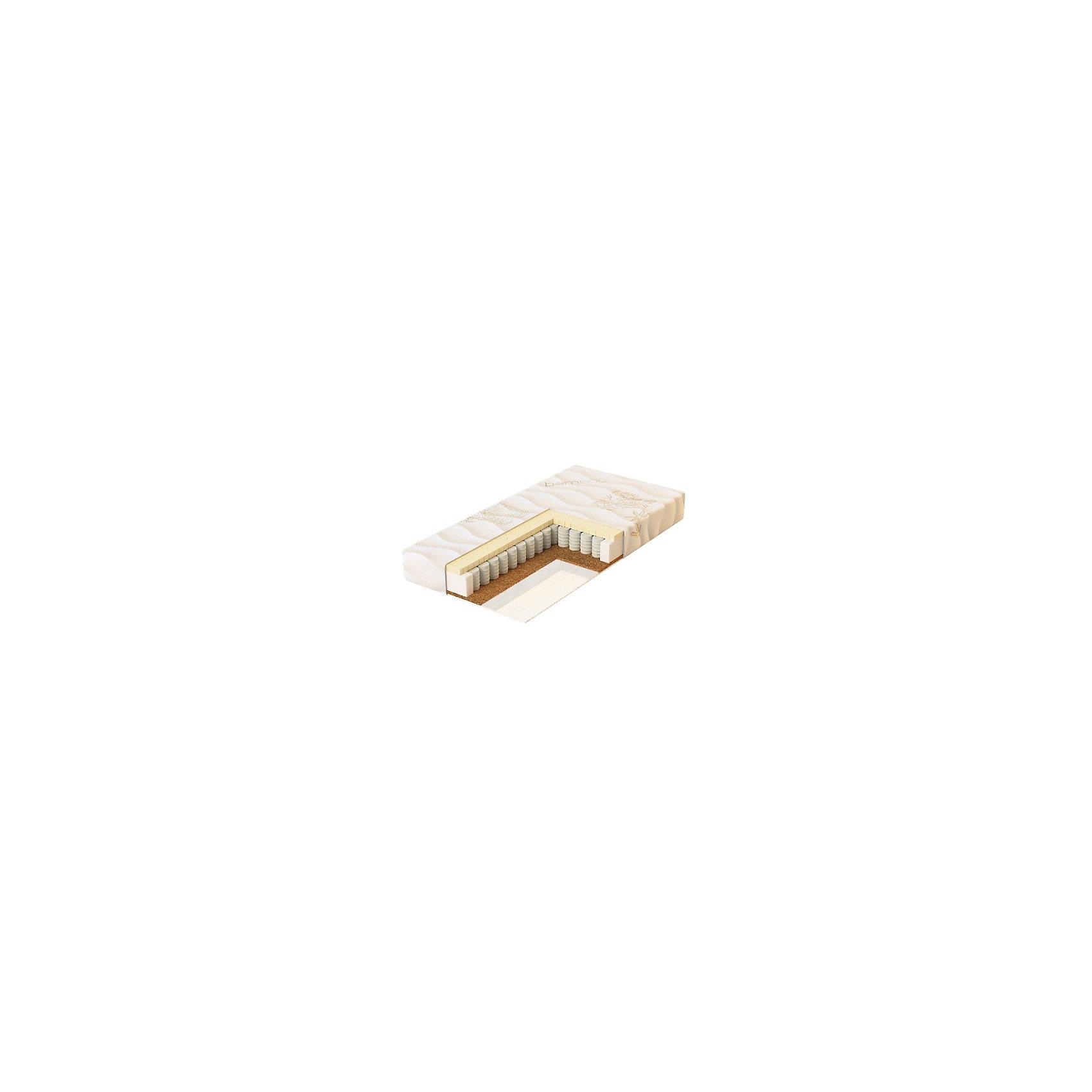 Матрац БС-119-01 Bamboo sleep, 1190х600х120 мм, PlitexМатрасы<br>Bamboo sleep, Plitex – детский двухсторонний матрас .  Жесткая сторона изготовлена из кокосовой койры и помогает правильно сформировать позвоночник малыша. Более мягкая сторона изготовлена из латекса, который легко принимает форму тела и поддерживает позвоночник. Каждая пружина данного матраса находится в отдельном мешочке из тканей, что позволяет поддерживать тело и избавить от возможных болей в спине. Съемный чехол изготовлен из бамбука. Все материалы гипоаллергенные и высокого качества, с ними вы сможете подарить ребенку комфортный и безопасный сон.<br>Особенности и преимущества:<br>--две стороны матраса с разной жесткостью<br>-гипоаллергенный, долговечный материал,<br>-матрас можно использовать с рождения<br>-позволяет сформировать правильную осанку у малыша<br>Материалы: латекс, кокосовая койра, бамбук, airotek<br>Размеры: 119x60x14 см<br>Вес:3 кг<br>Вы можете приобрести матрас Bamboo sleep в нашем интернет-магазине<br><br>Ширина мм: 1190<br>Глубина мм: 600<br>Высота мм: 120<br>Вес г: 3000<br>Возраст от месяцев: 0<br>Возраст до месяцев: 36<br>Пол: Унисекс<br>Возраст: Детский<br>SKU: 4905318