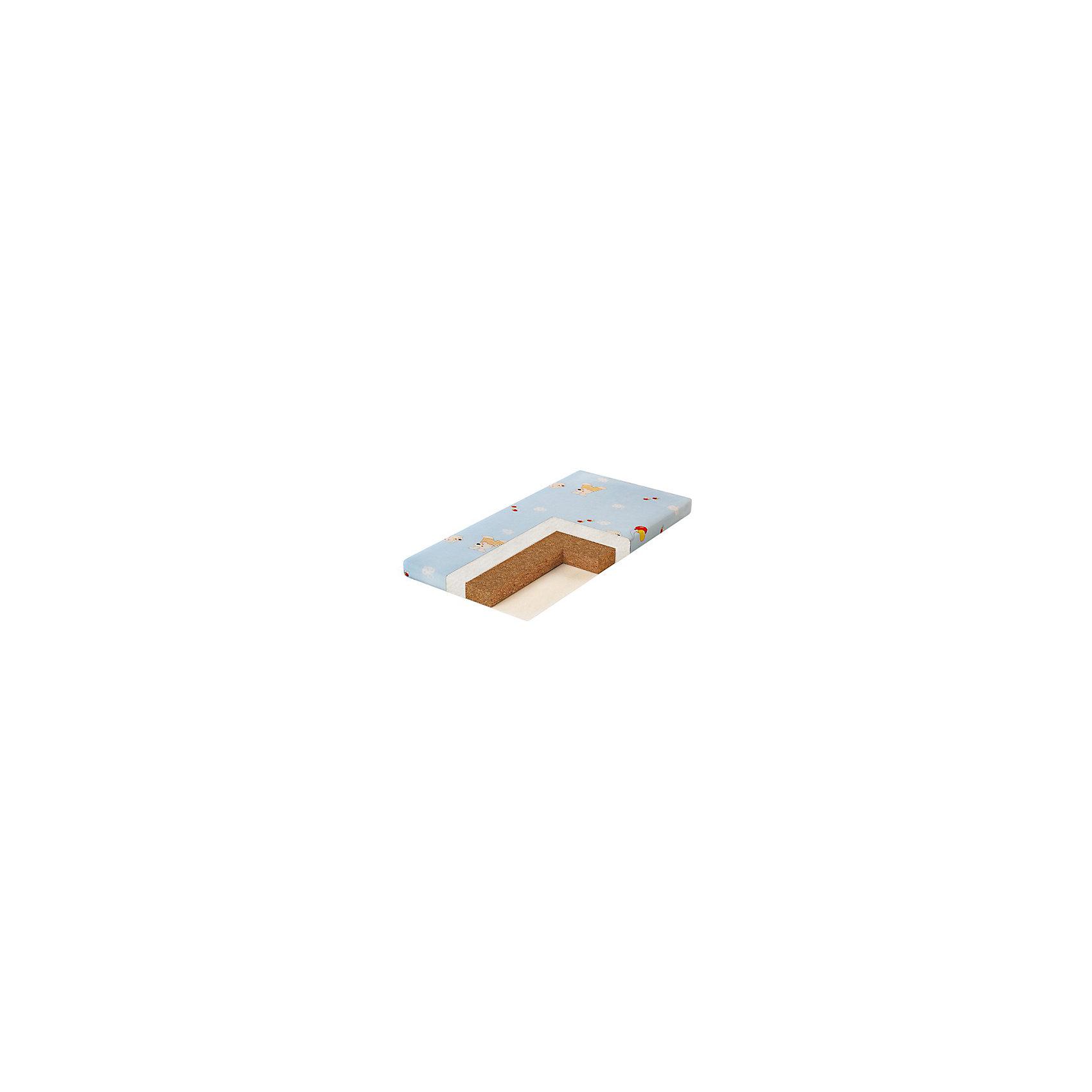 Матрац Ю-119-01 Юниор, Plantex, 1190х600х60 ммЮниор, Plantex,  - детский двухсторонний матрас со средней степенью жесткости.  Изготовлен из кокосовой койры, обладающей прочностью, долговечностью и эластичностью, также она абсолютно гипоаллергенна, воздухопроницаема и влагоустойчива и обеспечивает правильное развитие позвоночника малыша. Настилочный материал Airotek экологически чистый и гипоаллергенный. Съемный чехол на молнии – бязь, 100% хлопок. . Все материалы высокого качества, с ними вы сможете подарить ребенку комфортный и безопасный сон.<br>Особенности и преимущества:<br>-гипоаллергенный, долговечный материал,<br>-матрас можно использовать с рождения<br>-позволяет сформировать правильную осанку у малыша<br>-легко чистить<br>Материалы: кокосовая койра, хлопок, airotek<br>Размеры: 119x60x6 см<br>Вес: 3 кг<br>Вы можете приобрести матрас «Юниор» в нашем интернет-магазине.<br><br>Ширина мм: 1190<br>Глубина мм: 600<br>Высота мм: 60<br>Вес г: 3000<br>Возраст от месяцев: 0<br>Возраст до месяцев: 36<br>Пол: Унисекс<br>Возраст: Детский<br>SKU: 4905322