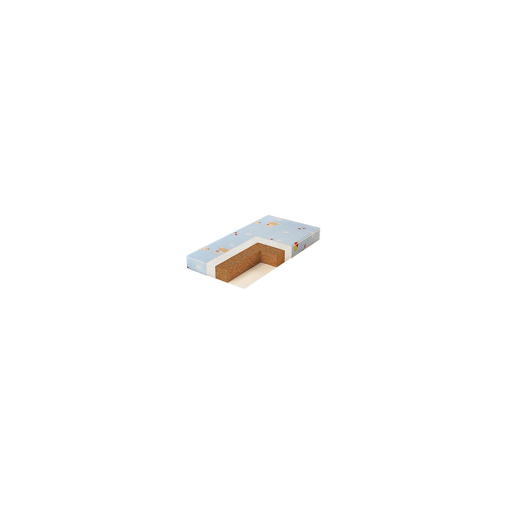 Матрац Ю-119-11 Юниор, Plantex, 1190х600х110 ммЮниор, Plantex,  - детский двухсторонний матрас со средней степенью жесткости.  Изготовлен из кокосовой койры, обладающей прочностью, долговечностью и эластичностью, также она абсолютно гипоаллергенна, воздухопроницаема и влагоустойчива и обеспечивает правильное развитие позвоночника малыша. Настилочный материал Airotek экологически чистый и гипоаллергенный. Съемный чехол на молнии – бязь, 100% хлопок. . Все материалы высокого качества, с ними вы сможете подарить ребенку комфортный и безопасный сон.<br>Особенности и преимущества:<br>-гипоаллергенный, долговечный материал,<br>-матрас можно использовать с рождения<br>-позволяет сформировать правильную осанку у малыша<br>-легко чистить<br>Материалы: кокосовая койра, хлопок, airotek<br>Размеры: 119x60x11 см<br>Вес: 3 кг<br>Вы можете приобрести матрас «Юниор» в нашем интернет-магазине.<br><br>Ширина мм: 1190<br>Глубина мм: 600<br>Высота мм: 110<br>Вес г: 3000<br>Возраст от месяцев: 0<br>Возраст до месяцев: 36<br>Пол: Унисекс<br>Возраст: Детский<br>SKU: 4905323