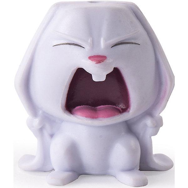 Мини-фигурка Кролик Снежок грустит, Тайная жизнь домашних животныхФигурки из мультфильмов<br>Характеристики игрушки:<br><br>• Предназначение: для сюжетно-ролевых и подвижных игр, для коллекционирования<br>• Пол: универсальный<br>• Цвет: белый, розовый<br>• Материал: пластик<br>• Вес: 80 гр.<br>• Размеры: 3-5 см<br><br>Мини-фигурка  Кролик Снежок грустит, Тайная жизнь домашних животных от канадского торгового бренда Spin Master выполнена из качественного пластика, окрашенного экологически безопасными красками. Фигурка кролика полностью повторяет облик своего экранного протопипа из фильма Тайная жизнь домашних животных. Мини-фигурки можно использовать в сюжетно-ролевых играх и воспроизвести полюбившиеся сюжеты из фильма или придумать свои истории со знаменитыми героями. Сюжетно-ролевые игры с мини-фигурками будут способствовать развитию коммуникативной речи, воображения и фантазии.<br><br>Мини-фигурку  Кролика Снежка грустит, Тайная жизнь домашних животных можно купить в нашем интернет-магазине.<br><br>Подробнее:<br>Для детей в возрасте: от 3 и до 12 лет<br>Номер товара: 4905833<br>Страна производитель: Китай<br>Ширина мм: 95; Глубина мм: 145; Высота мм: 20; Вес г: 25; Возраст от месяцев: 36; Возраст до месяцев: 144; Пол: Унисекс; Возраст: Детский; SKU: 4905833;