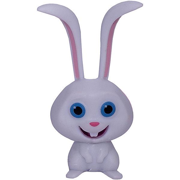 Мини-фигурка Кролик Снежок улыбается, Тайная жизнь домашних животныхФигурки из мультфильмов<br>Фигурка без подвижных частей в мягкой упаковке размером 3-5 см<br><br>Ширина мм: 95<br>Глубина мм: 145<br>Высота мм: 20<br>Вес г: 25<br>Возраст от месяцев: 36<br>Возраст до месяцев: 144<br>Пол: Унисекс<br>Возраст: Детский<br>SKU: 4905838