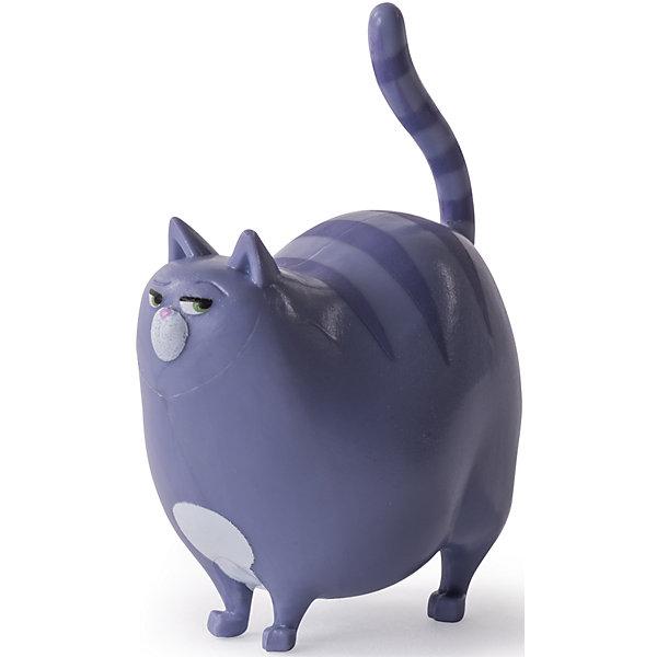Мини-фигурка Серая толстая кошка Хлоя, Тайная жизнь домашних животныхТайная жизнь домашних животных<br>Характеристики игрушки:<br><br>• Предназначение: для сюжетно-ролевых и подвижных игр, для коллекционирования<br>• Пол: универсальный<br>• Цвет: серый, белый<br>• Материал: пластик<br>• Вес: 80 гр.<br>• Размеры: 3-5 см<br><br>Мини-фигурка Серая толстая кошка Хлоя, Тайная жизнь домашних животных от канадского торгового бренда Spin Master выполнена из качественного пластика, окрашенного экологически безопасными красками. Фигурка кошки полностью повторяет облик своего экранного протопипа из фильма Тайная жизнь домашних животных. Мини-фигурки можно использовать в сюжетно-ролевых играх и воспроизвести полюбившиеся сюжеты из фильма или придумать свои истории со знаменитыми героями. Сюжетно-ролевые игры с мини-фигурками будут способствовать развитию коммуникативной речи, воображения и фантазии.<br><br>Мини-фигурку Серой толстой кошки Хлои, Тайная жизнь домашних животных можно купить в нашем интернет-магазине.<br><br>Подробнее:<br>Для детей в возрасте: от 3 и до 12 лет<br>Номер товара: 4905840<br>Страна производитель: Китай<br><br>Ширина мм: 95<br>Глубина мм: 145<br>Высота мм: 20<br>Вес г: 25<br>Возраст от месяцев: 36<br>Возраст до месяцев: 144<br>Пол: Унисекс<br>Возраст: Детский<br>SKU: 4905840