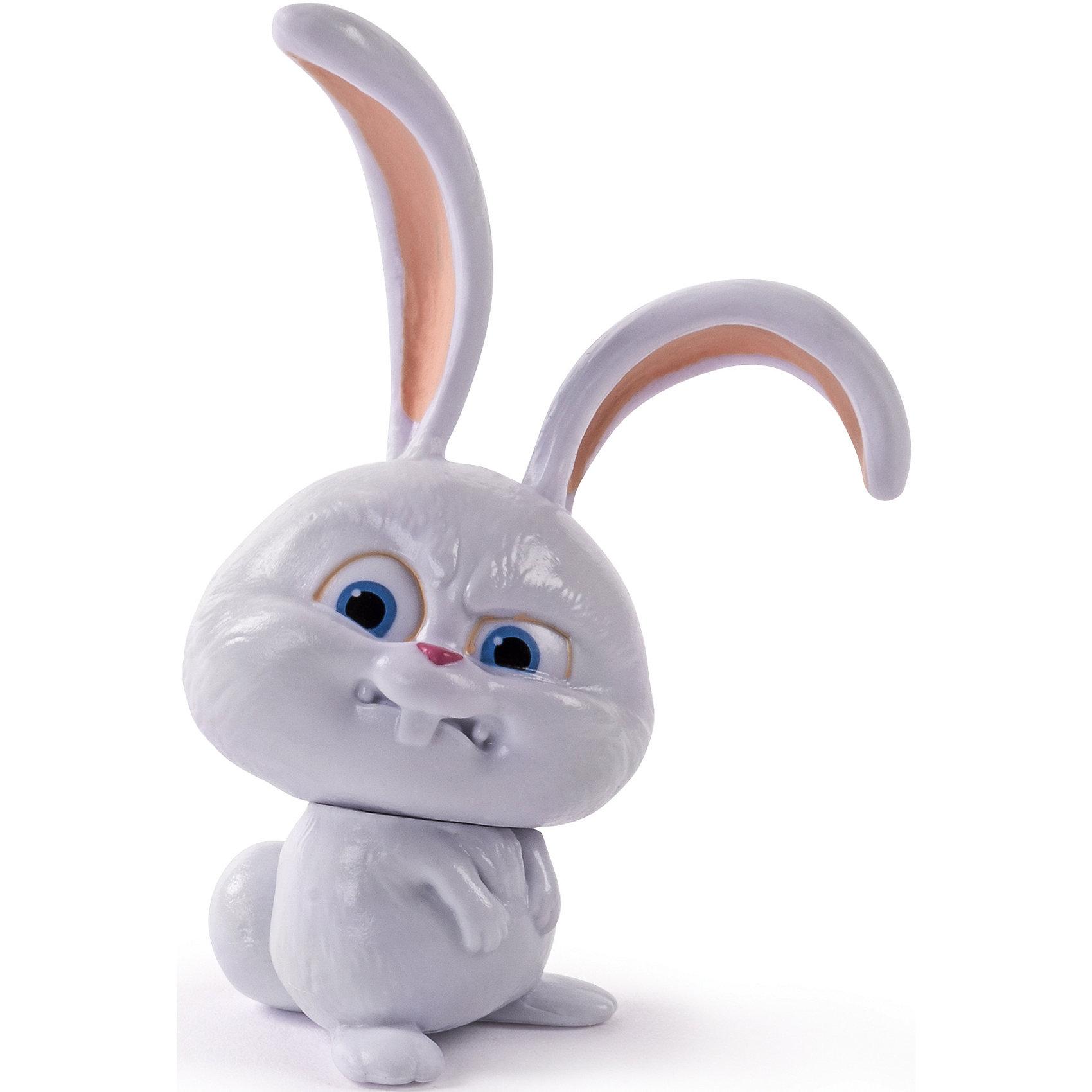 Фигурка героя, Тайная жизнь домашних животных, 20071755Фигурка с подвижными частями тела. Размер 6-8 см. Блистерная упаковка. Фигурка изображает  одного из главных героев мультфильма, среди них - терьер Макс, неряшливый дворняга Дюк, озлобленный кролик Снежок, упитанная кошка Хлоя, добродушный мопс Мел и очаровательная девочка-шпиц Гиджет. У  фигурки поворачиваются голова.<br><br>Ширина мм: 140<br>Глубина мм: 205<br>Высота мм: 60<br>Вес г: 140<br>Возраст от месяцев: 36<br>Возраст до месяцев: 144<br>Пол: Унисекс<br>Возраст: Детский<br>SKU: 4905848