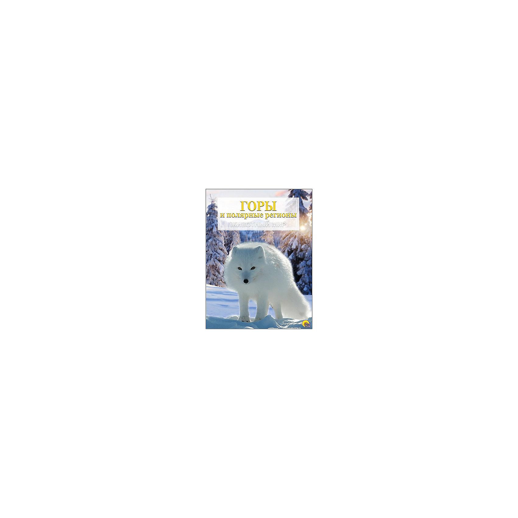 Энциклопедия Животный мир. Горы и полярные регионыДетские энциклопедии<br>С познавательной энциклопедией Животный мир. Горы и полярные регионы ребенок сможет узнать о животных, которые обитают в полярных регионах и горах. Натуралистические рисунки и карты-врезки помогут понять где обитает животное, которое заинтересовало ребенка. Для удобства изучения в книге предусмотрены алфавитный указатель, словарь, фотографии и карта климатических поясов. С этой книгой ребенку будет приятно и интересно узнавать окружающий мир!<br>Дополнительная информация:<br>Издательство: Проф-Пресс<br>Год выпуска: 2016<br>Обложка: твердый переплет<br>Иллюстрации: цветные<br>Количество страниц: 48<br>ISBN:978-5-378-21976-6<br>Размер: 16,5х1х23,5 см<br>Вес: 508 грамм<br>Энциклопедию Животный мир. Горы и полярные регионы вы можете купить в нашем интернет-магазине.<br><br>Ширина мм: 235<br>Глубина мм: 10<br>Высота мм: 165<br>Вес г: 508<br>Возраст от месяцев: 72<br>Возраст до месяцев: 36<br>Пол: Унисекс<br>Возраст: Детский<br>SKU: 4905932