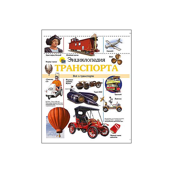 Энциклопедия транспортаДетские энциклопедии<br>Отправьтесь исследовать мир с Энциклопедией транспорта. Этот превосходно иллюстрированный справочник обязательно понравится детям любого возраста и поможет им узнать много нового.<br>Переплет: 7БЦ<br>Страниц:  124<br>Формат:  220х290<br><br>Ширина мм: 220<br>Глубина мм: 13<br>Высота мм: 290<br>Вес г: 730<br>Возраст от месяцев: 120<br>Возраст до месяцев: 2147483647<br>Пол: Мужской<br>Возраст: Детский<br>SKU: 4905966