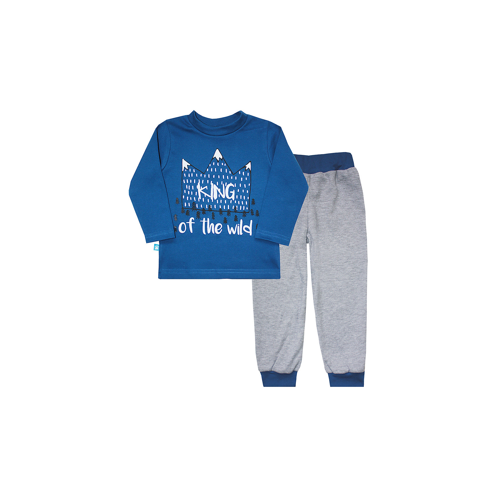 Пижама  для мальчика КотМарКотПижамы и сорочки<br>Пижама  для мальчика  известной марки КотМарКот.<br><br>Состав: 100% хлопок<br><br>Данную пижаму вы можете купить в нашем магазине.<br><br>Ширина мм: 281<br>Глубина мм: 70<br>Высота мм: 188<br>Вес г: 295<br>Цвет: синий<br>Возраст от месяцев: 72<br>Возраст до месяцев: 84<br>Пол: Мужской<br>Возраст: Детский<br>Размер: 122,92,98,104,110,116<br>SKU: 4906546