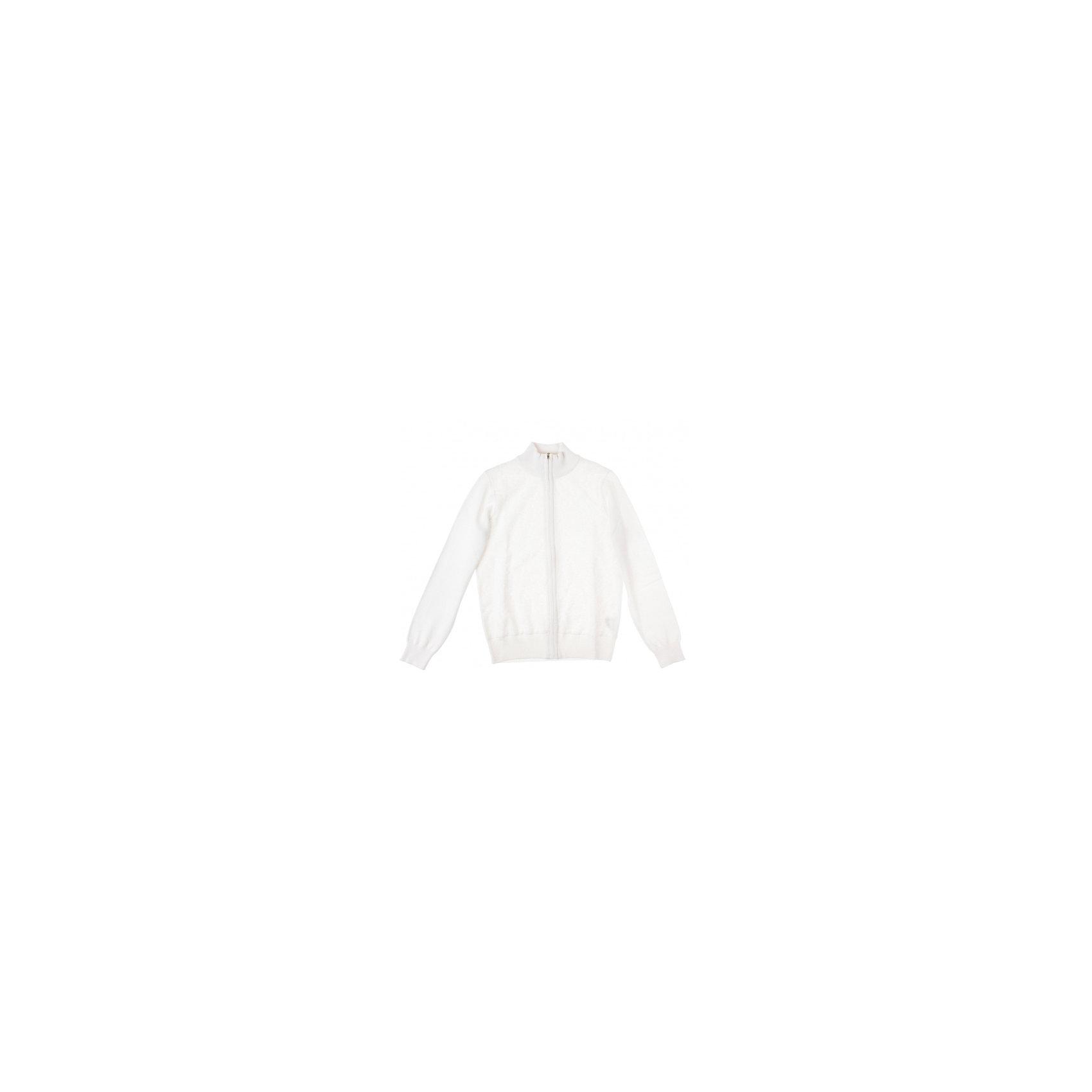 Кардиган для девочки ScoolКардиган для девочки из коллекции «Париж» от известного бренда Scool. Удобный кардиган на каждый день. Приятный молочно-белый цвет в сочетании с классическим дизайном придут по вкусу вашей моднице. Джемпер отлично подойдет как к юбкам и брюкам, так и к джинсам.<br><br>Дополнительная информация:<br>- Длина: удлиненная<br>- Рукав: длинный<br>- Силуэт: прямой <br>Состав: 60% хлопок, 40% акрил<br><br>Кардиган для девочек Scool можно купить в нашем интернет-магазине.<br><br>Подробнее:<br>• Для детей в возрасте: от 8 до 14 лет<br>• Номер товара: 4911374<br>Страна производитель: Китай<br><br>Ширина мм: 190<br>Глубина мм: 74<br>Высота мм: 229<br>Вес г: 236<br>Цвет: белый<br>Возраст от месяцев: 120<br>Возраст до месяцев: 132<br>Пол: Женский<br>Возраст: Детский<br>Размер: 146,164,158,140,134,152<br>SKU: 4911373