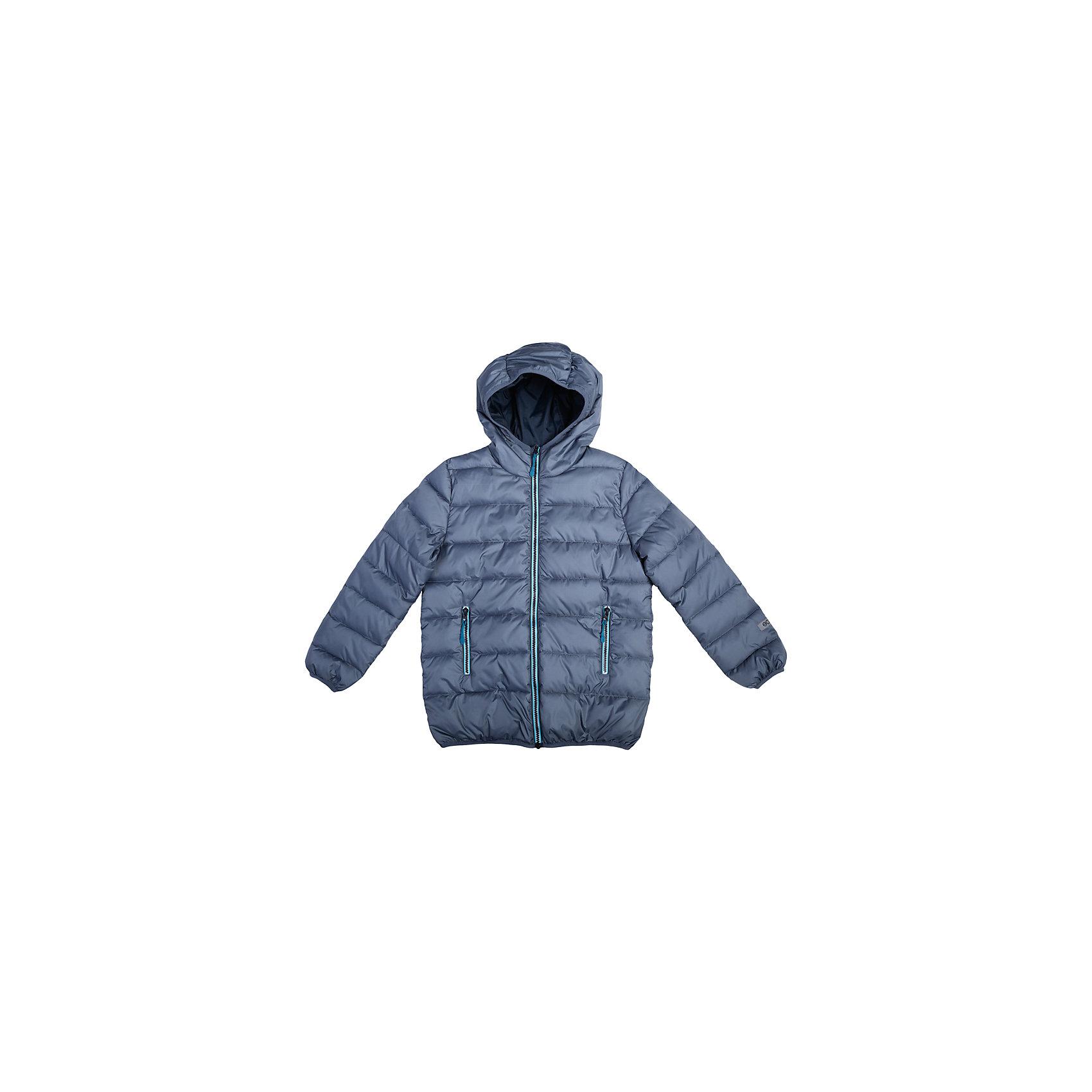 Куртка для мальчика ScoolВерхняя одежда<br>Куртка для мальчика из коллекции «Скорость» от известного бренда Scool. Стильная и удобная  стеганая куртка на осень/весну. Приятный стальной цвет сочетается со стилем самой куртки и подходит к декоративной обработке молний темно-голубого цвета. У куртки два удобных кармана. Стиль кутки позволяет носить с ней как классические вещи, так и спортивные.<br><br>Дополнительная информация:<br>- Силуэт: прямой<br>- Длина: средняя<br>- Молния с защитой подбородка<br><br>Состав: Верх: 100% полиэстер, Подкладка: 100% полиэстер, Наполнитель: 100% полиэстер, 150 г<br><br>Куртку для мальчика Scool можно купить в нашем интернет-магазине.<br><br>Подробнее:<br>• Для детей в возрасте: от 8 до 14 лет<br>• Номер товара: 4911388<br>Страна производитель: Китай<br><br>Ширина мм: 356<br>Глубина мм: 10<br>Высота мм: 245<br>Вес г: 519<br>Цвет: синий<br>Возраст от месяцев: 96<br>Возраст до месяцев: 108<br>Пол: Мужской<br>Возраст: Детский<br>Размер: 134,146,164,158,152,140<br>SKU: 4911387