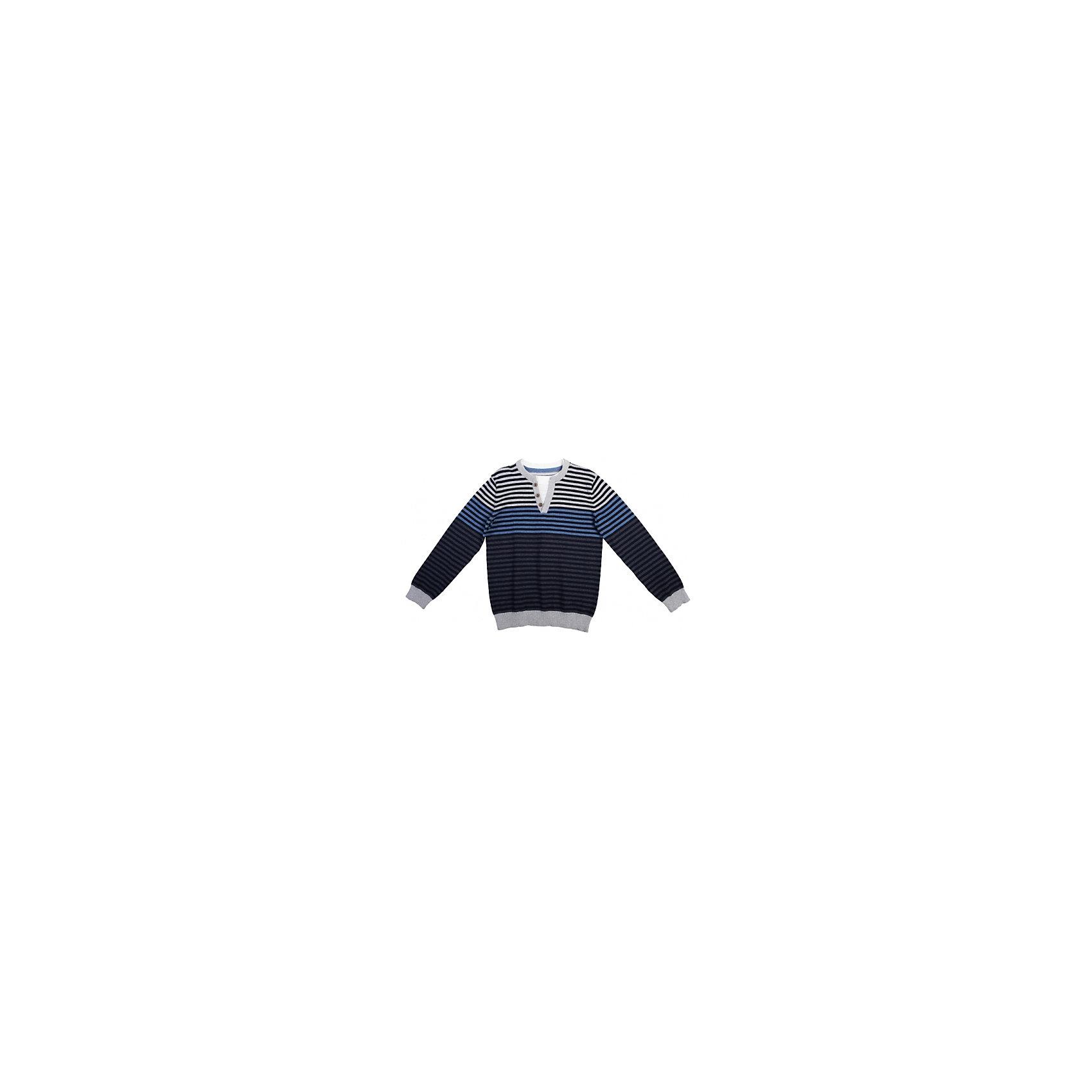 Джемпер для мальчика ScoolСвитера и кардиганы<br>Джемпер для мальчика из коллекции «Скорость» от известного бренда Scool. Стильный и удобный хлопковый джемпер на каждый день. Приятный переход цветов полосок и имитация футболки под застежкой придут по вкусу вашему чемпиону. Джемпер отлично подойдет как к брюкам, так и к джинсам.<br><br>Дополнительная информация:<br><br>- Рукав: длинный<br>- Силуэт: прямой<br>Состав: 80% хлопок, 18% нейлон, 2% эластан<br><br>Джемпер для мальчиков Scool можно купить в нашем интернет-магазине.<br><br>Подробнее:<br>• Для детей в возрасте: от 9 до 13 лет<br>• Номер товара: 4911402<br><br>Ширина мм: 190<br>Глубина мм: 74<br>Высота мм: 229<br>Вес г: 236<br>Цвет: разноцветный<br>Возраст от месяцев: 132<br>Возраст до месяцев: 144<br>Пол: Мужской<br>Возраст: Детский<br>Размер: 152,164,134,158,140,146<br>SKU: 4911408