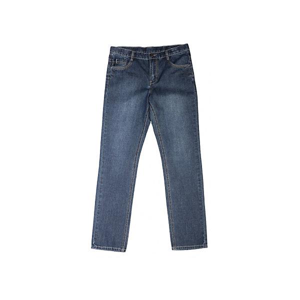 Джинсы для мальчика ScoolДжинсовая одежда<br>Джинсы для мальчика из коллекции «Скорость» от известного бренда Scool. Стильные джинсы на каждый день приятного темно-синего цвета сделаны из хлопка. Джинсы на молнии, имеют классические 5 карманов, прекрасно подойдут как к рубашкам, так и к футболкам.<br><br>Дополнительная информация:<br>- Силуэт прямой <br><br>Состав: 100% хлопок <br><br>Джинсы для мальчиков Scool можно купить в нашем интернет-магазине.<br><br>Подробнее:<br>• Для детей в возрасте: от 9 до 13 лет<br>• Номер товара: 4911444<br>Страна производитель: Китай<br><br>Ширина мм: 215<br>Глубина мм: 88<br>Высота мм: 191<br>Вес г: 336<br>Цвет: синий<br>Возраст от месяцев: 96<br>Возраст до месяцев: 108<br>Пол: Мужской<br>Возраст: Детский<br>Размер: 134,140,146,152,158,164<br>SKU: 4911443