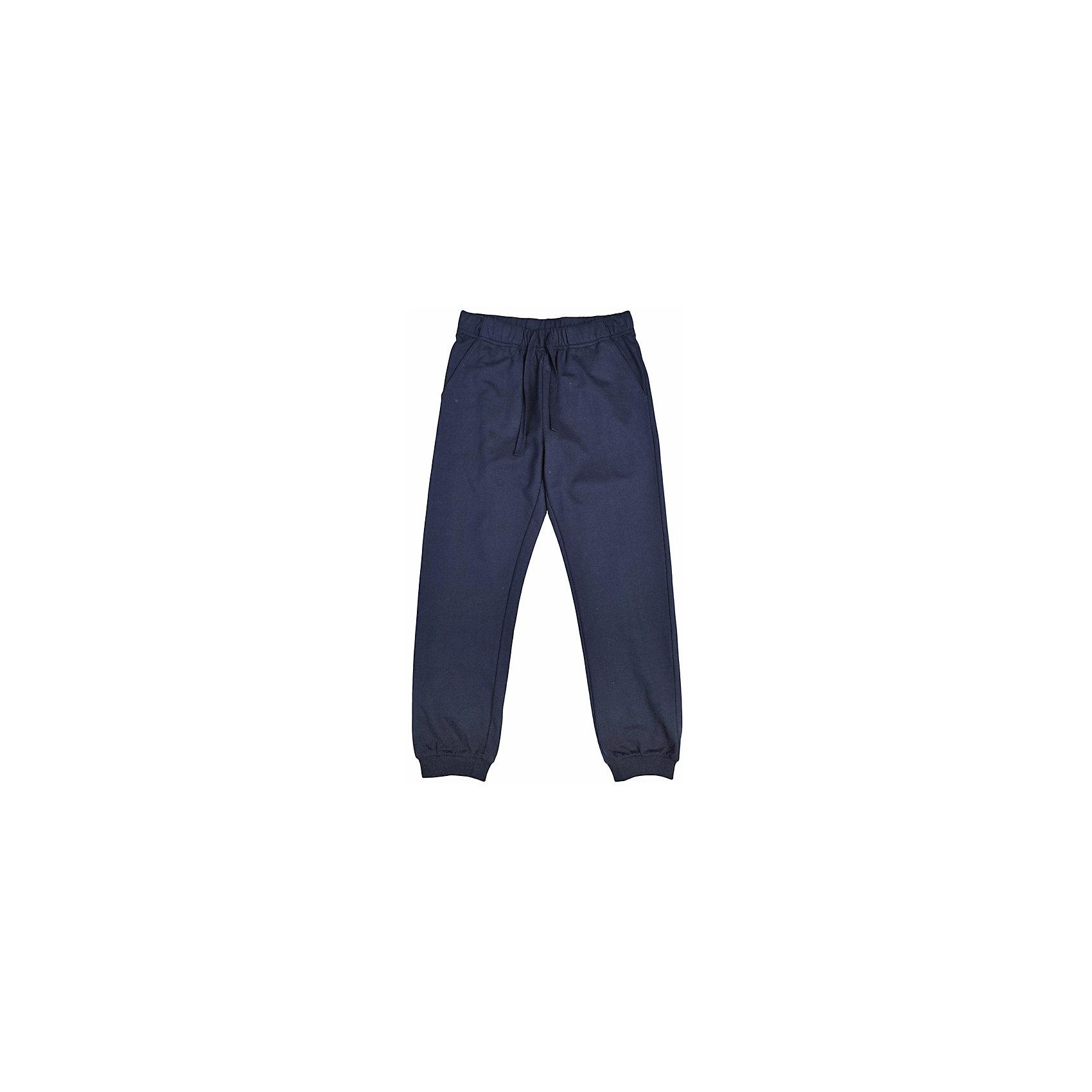 Брюки для мальчика ScoolБрюки для мальчика из коллекции «Скорость» от известного бренда Scool. Стильные мягкие спортивные брюки приятного темно-синего цвета сделаны из хлопка. Брюки на резинке, со шнурком, имеют 2 кармана, прекрасно подойдут к футболкам и толстовкам.<br><br>Дополнительная информация:<br>- Силуэт прямой <br><br>Состав: 80% хлопок, 20% полиэстер<br><br>Брюки для мальчиков Scool можно купить в нашем интернет-магазине.<br>.<br>Подробнее:<br>• Для детей в возрасте: от 9 до 12 лет<br>• Номер товара: 4911507<br>Страна производитель: Китай<br><br>Ширина мм: 215<br>Глубина мм: 88<br>Высота мм: 191<br>Вес г: 336<br>Цвет: синий<br>Возраст от месяцев: 144<br>Возраст до месяцев: 156<br>Пол: Мужской<br>Возраст: Детский<br>Размер: 158,140,134,152,146,164<br>SKU: 4911506