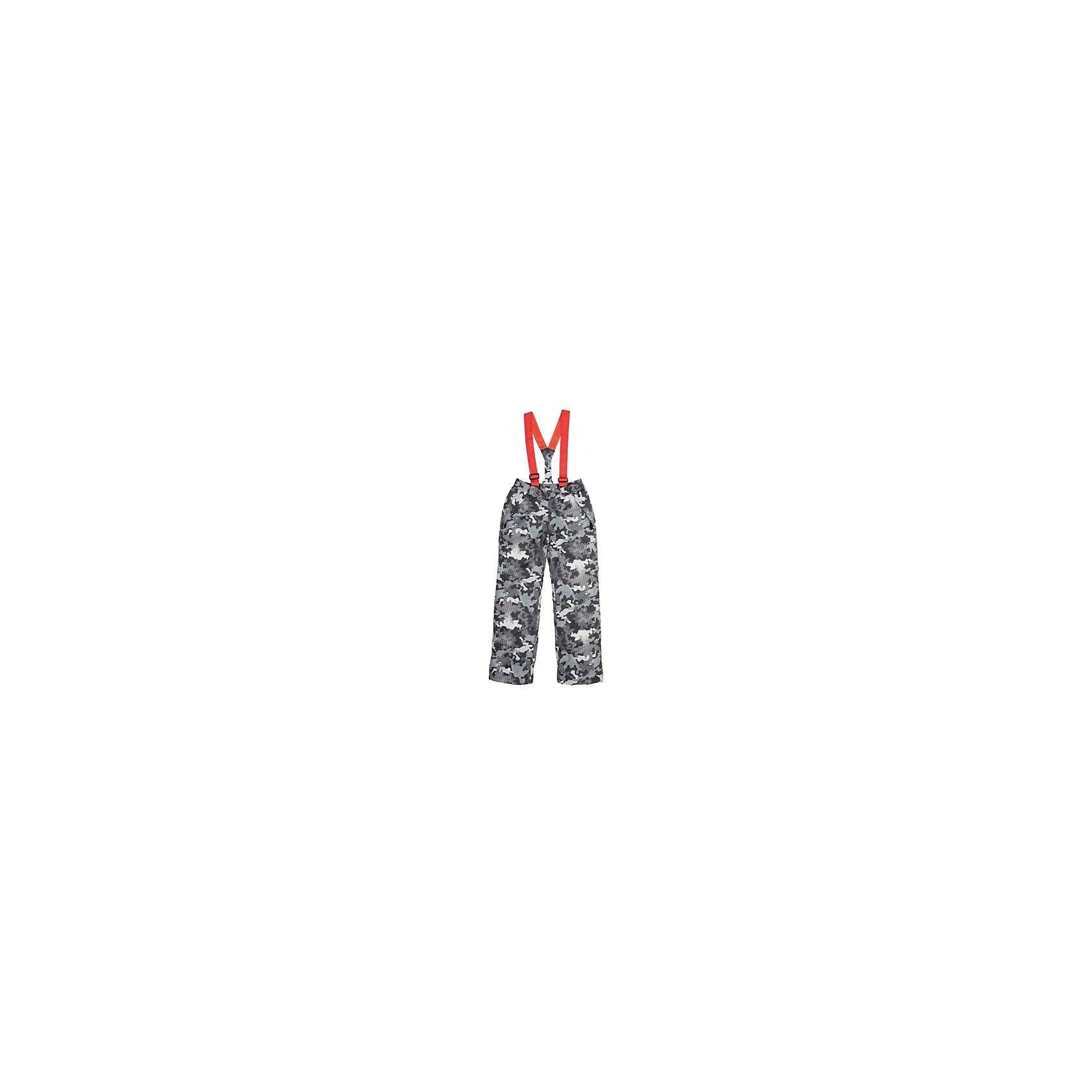 Полукомбинезон для мальчика ScoolПолукомбинезон для мальчика Scool – идеальный вариант для любой погоды.<br>Утепленные брюки с бретелями, регулируемыми по длине. Сделан полукомбинезон из непромокаемого материала. Низ штанин затягивается стоперами. Есть специальная подкладка, надевающаяся на сапоги, против попадания снега. Два кармана на молнии также защищены от попадания снега. Полукомбинезон застегивается на молнию и кнопку с липучкой. <br><br>Дополнительная информация:<br><br>- материал: верх и подкладка – 100% полиэстер, наполнитель 100% полиэстер<br>- цвет: серый, милитари<br><br>Полукомбинезон для мальчика Scool можно купить в нашем интернет магазине.<br><br>Ширина мм: 215<br>Глубина мм: 88<br>Высота мм: 191<br>Вес г: 336<br>Цвет: серый<br>Возраст от месяцев: 120<br>Возраст до месяцев: 132<br>Пол: Мужской<br>Возраст: Детский<br>Размер: 146,164,152,140,158,134<br>SKU: 4911558