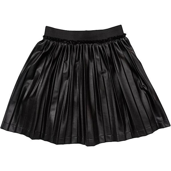 Юбка для девочки ScoolЮбки<br>Юбка для девочки Scool – стильная и праздничная юбка.<br>Блестящая черная юбочка отлично подойдет для носки в школу, на кружки и даже на праздники. Держится юбка на мягкой резинке, которая не натирает кожу. Юбку легко стирать и гладить, она не мнется при носке. Плиссированная юбка понравится любой девочке. <br><br>Дополнительная информация:<br><br>- материал: 100% полиэстер<br>- цвет: черный<br><br>Юбку для девочки Scool можно купить в нашем интернет магазине.<br><br>Ширина мм: 207<br>Глубина мм: 10<br>Высота мм: 189<br>Вес г: 183<br>Цвет: черный<br>Возраст от месяцев: 144<br>Возраст до месяцев: 156<br>Пол: Женский<br>Возраст: Детский<br>Размер: 158,164,146,152,140,134<br>SKU: 4911829
