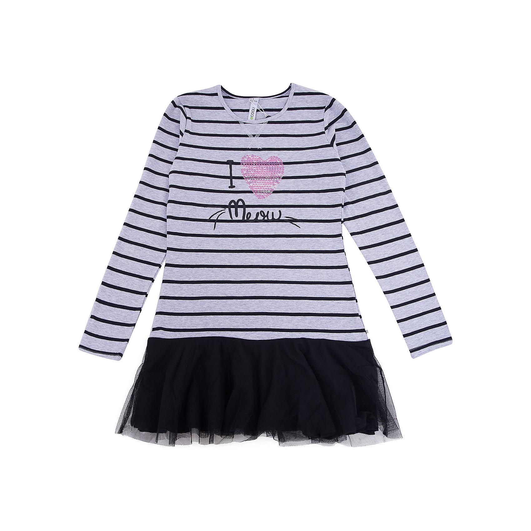 S'cool Платье для девочки S'cool