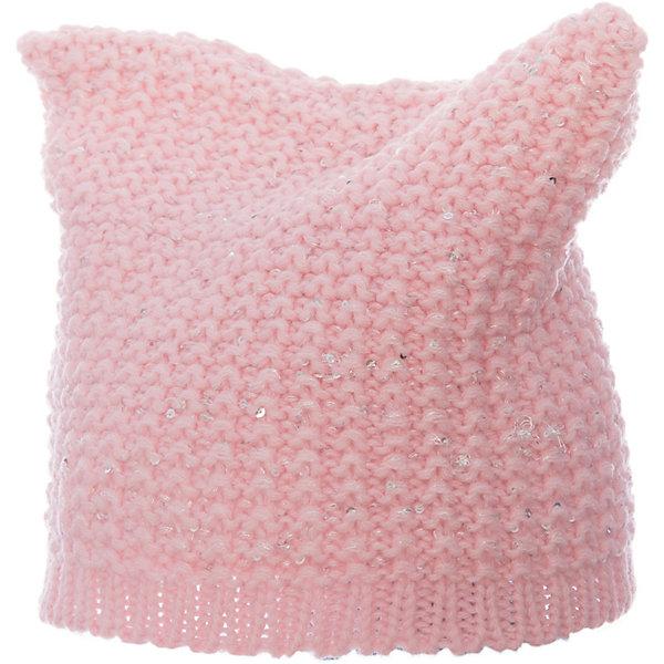 Шапка для девочки ScoolГоловные уборы<br>Шапка для девочки Scool – уютная и теплая вещь для зимних прогулок.<br>Теплая вязаная шапочка розового цвета отлично сочетается с любым пальто. Украшена она пайетками с серебристым отливом. Внутри есть подкладка, которая не только приятная коже, но и дополнительно защищает голову от ветра и мороза. Квадратная форма шапки создает «ушки». <br><br>Дополнительная информация:<br><br>- материал: 100% акрил, подкладка: 100% полиэстер<br>- цвет: розовый<br><br>Шапка для девочки Scool можно купить в нашем интернет магазине.<br>Ширина мм: 89; Глубина мм: 117; Высота мм: 44; Вес г: 155; Цвет: розовый; Возраст от месяцев: 72; Возраст до месяцев: 84; Пол: Женский; Возраст: Детский; Размер: 54,56; SKU: 4911934;