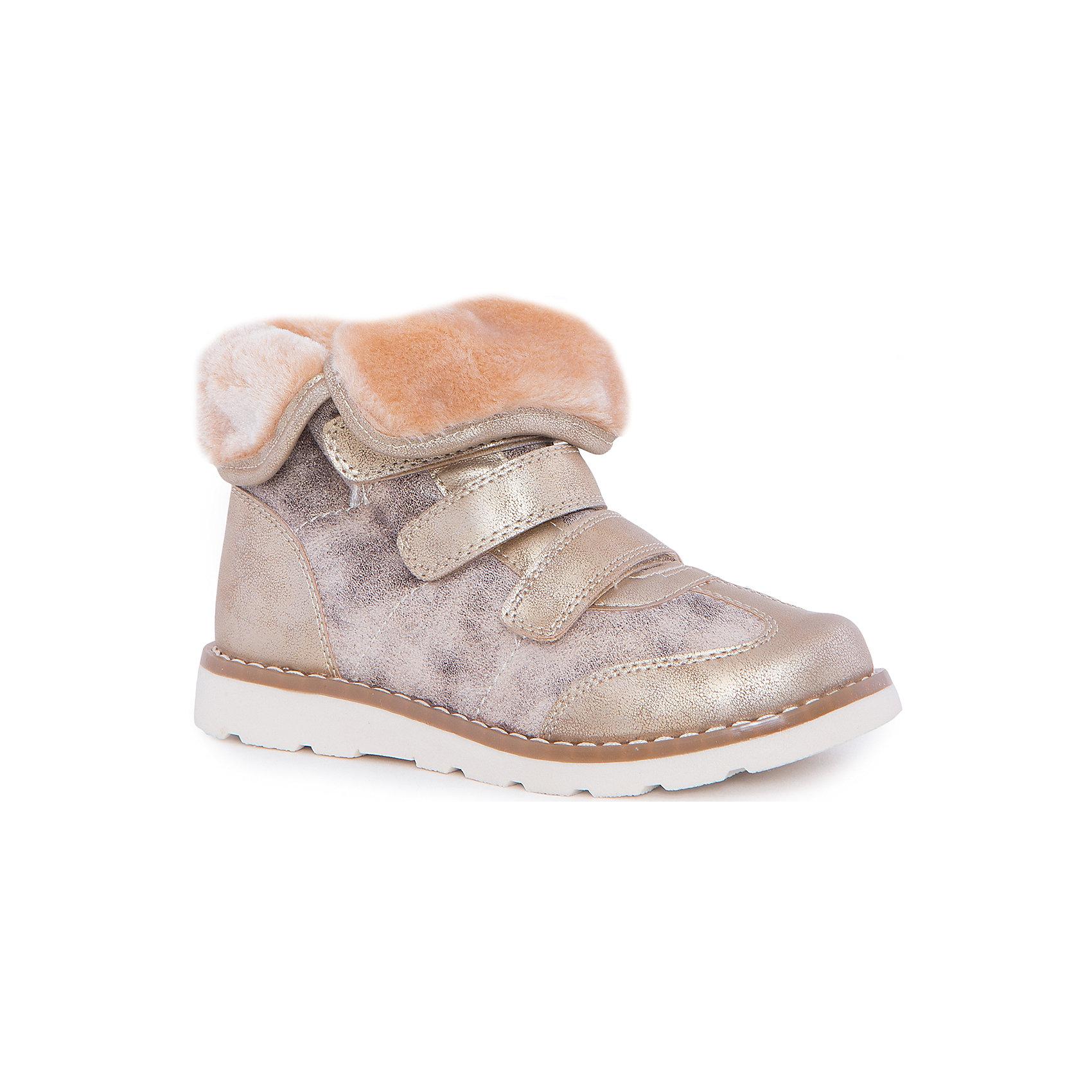 Ботинки для девочки ScoolБотинки для девочки Scool – удобная современная модель.<br>Такие сапожки подойдут под любую одежду. Гибкая подошва делает ходьбу удобной и комфортной. Также на подошве есть рифление, препятствующее скольжению. Обувь сделана с учетом правильного формирования стопы. Застегиваются ботинки на липучки.<br><br>Дополнительная информация:<br><br>- материал: 100% искусственная кожа<br>- цвет: коричневый<br><br>Ботинки для девочки Scool можно купить в нашем интернет магазине.<br><br>Ширина мм: 262<br>Глубина мм: 176<br>Высота мм: 97<br>Вес г: 427<br>Цвет: бежевый<br>Возраст от месяцев: 120<br>Возраст до месяцев: 132<br>Пол: Женский<br>Возраст: Детский<br>Размер: 34,32,31,33,35,36,30<br>SKU: 4912185