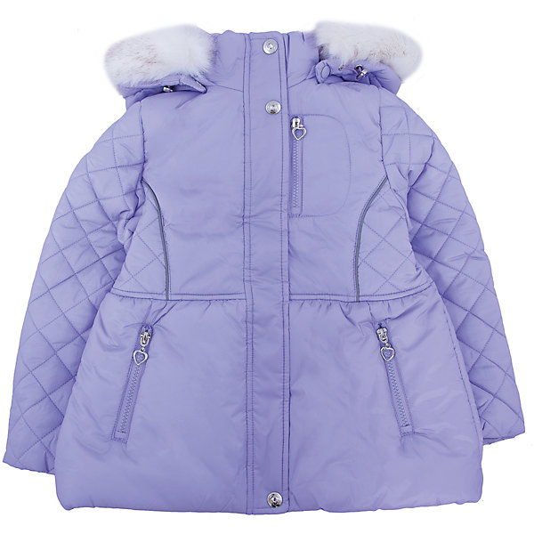 Куртка для девочки SELAВерхняя одежда<br>Детская одежда от SELA - это качественные модные вещи по привлекательным ценам. Данная модель относится к коллекции нового сезона, она учитывает последние тренды в моде, поэтому смотрится стильно, с ней можно создать множество ансамблей.<br>Курточка утеплена, она отлично подходит для межсезонья. Длина до середины бедра и полуприлегающий силуэт обеспечат ребенку тепло и удобство. Капюшон украшен опушкой. Изделие сшито из тщательно подобранных материалов, абсолютно безопасных для ребенка.<br><br>Дополнительная информация:<br><br>цвет: фиолетовый;<br>состав: 100% ПЭ;<br>температурный режим: от - 5°С до + 10°С;<br>застежка: молния, кнопки;<br>длина: до середины бедра;<br>карманы на молнии;<br>капюшон с опушкой.<br><br>Куртку для девочки от компании SELA можно купить в нашем магазине.<br>Ширина мм: 356; Глубина мм: 10; Высота мм: 245; Вес г: 519; Цвет: лиловый; Возраст от месяцев: 36; Возраст до месяцев: 48; Пол: Женский; Возраст: Детский; Размер: 104,110,98,116; SKU: 4912969;