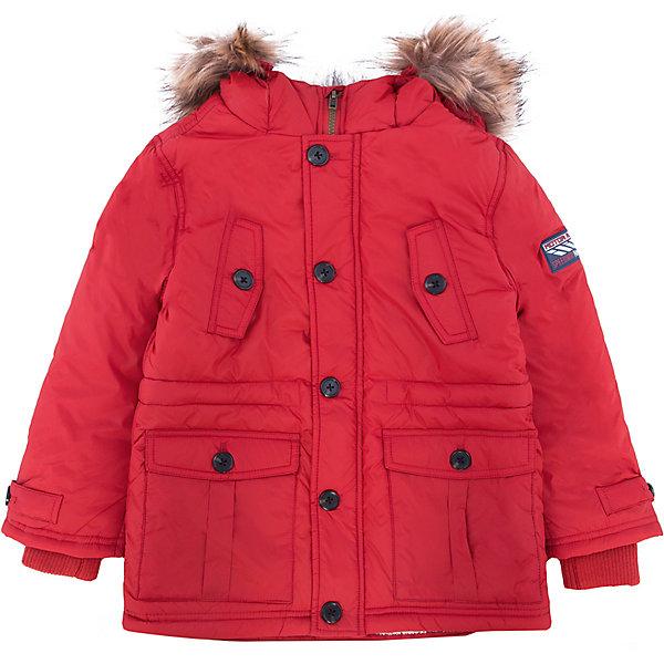Куртка для мальчика SELAВерхняя одежда<br>Детская одежда от SELA - это качество и отличные цены. Куртка для мальчика из новой коллекции подготовит гардероб ребенка к осенним холодам. Цветовое решение куртки не оставит равнодушным никого.  Модель не только стильная, но и функциональная.  У куртки две пары карманов и резинка на рукавах, которая защитит руки от ветра.<br>Все материалы, использованные в создании изделия,  отвечают современным требованиям по качеству и безопасности продукции. <br><br>Дополнительная информация:<br><br>цвет: кирпичный;<br>состав: подкладка - 100% нейлон, подкладка (рукава) - 100% ПЭ, утеплитель - 100% ПЭ, мех -  100% ПЭ;<br>длина до середины бедра;<br>силуэт прямой;<br>капюшон притачной.<br><br>Куртку для мальчика от компании SELA можно купить в нашем магазине.<br><br>Ширина мм: 356<br>Глубина мм: 10<br>Высота мм: 245<br>Вес г: 519<br>Цвет: красный<br>Возраст от месяцев: 60<br>Возраст до месяцев: 72<br>Пол: Мужской<br>Возраст: Детский<br>Размер: 116,98,104,110<br>SKU: 4912974