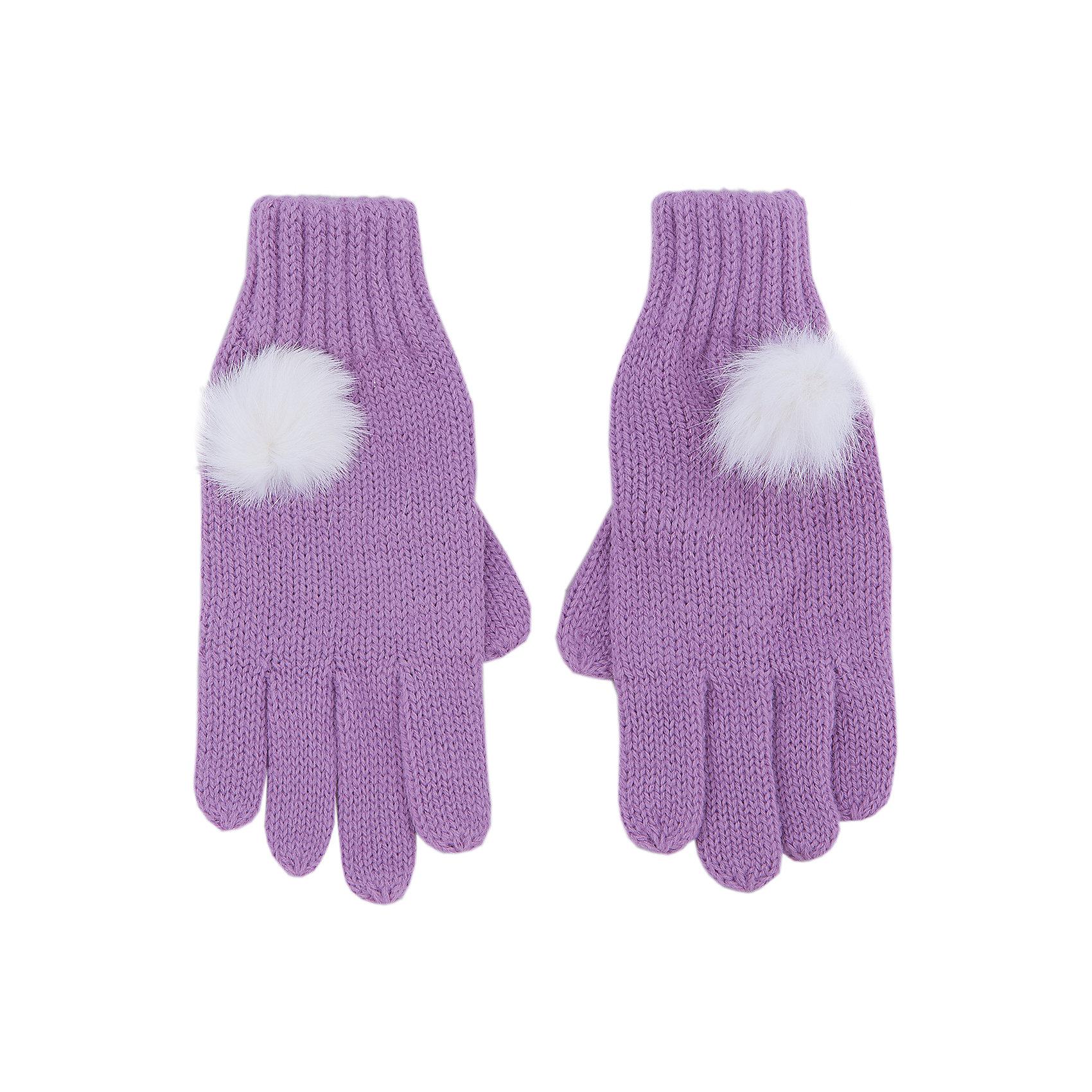 Перчатки для девочки SELAАксессуары и одежда от SELA - это качество и отличные цены. Перчатки для девочки из новой коллекции будут прекрасным дополнением нового осеннего образа для ребенка. Разнообразное цветовое решение позволит подобрать перчатки на любой вкус. <br>Перчатки выполнены плотной машинной вязкой, что надежно защищает детские руки от холода и ветра. Декоративный меховой элемент белого цвета прочно пришит и добавляет изделию оригинальности.  <br>Все материалы, использованные в создании изделия,  отвечают современным требованиям по качеству и безопасности продукции. <br><br>Дополнительная информация:<br><br>цвет: фиалковый;<br>состав: 98% акрил, 2% люрекс.<br><br>Перчатки для девочки от компании SELA можно купить в нашем магазине.<br><br>Ширина мм: 162<br>Глубина мм: 171<br>Высота мм: 55<br>Вес г: 119<br>Цвет: фиолетовый<br>Возраст от месяцев: 96<br>Возраст до месяцев: 120<br>Пол: Женский<br>Возраст: Детский<br>Размер: 16,14<br>SKU: 4913019