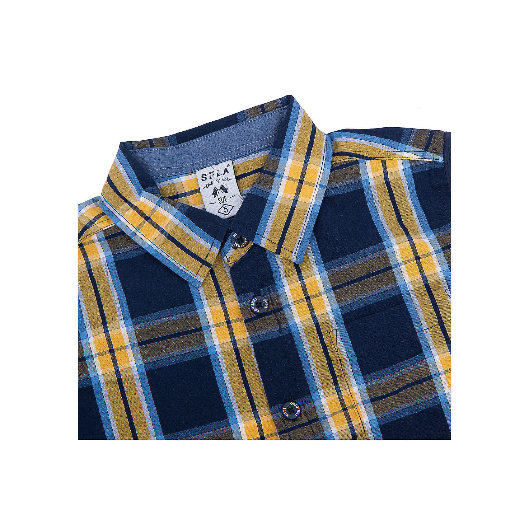 Рубашка для мальчика SELA от myToys
