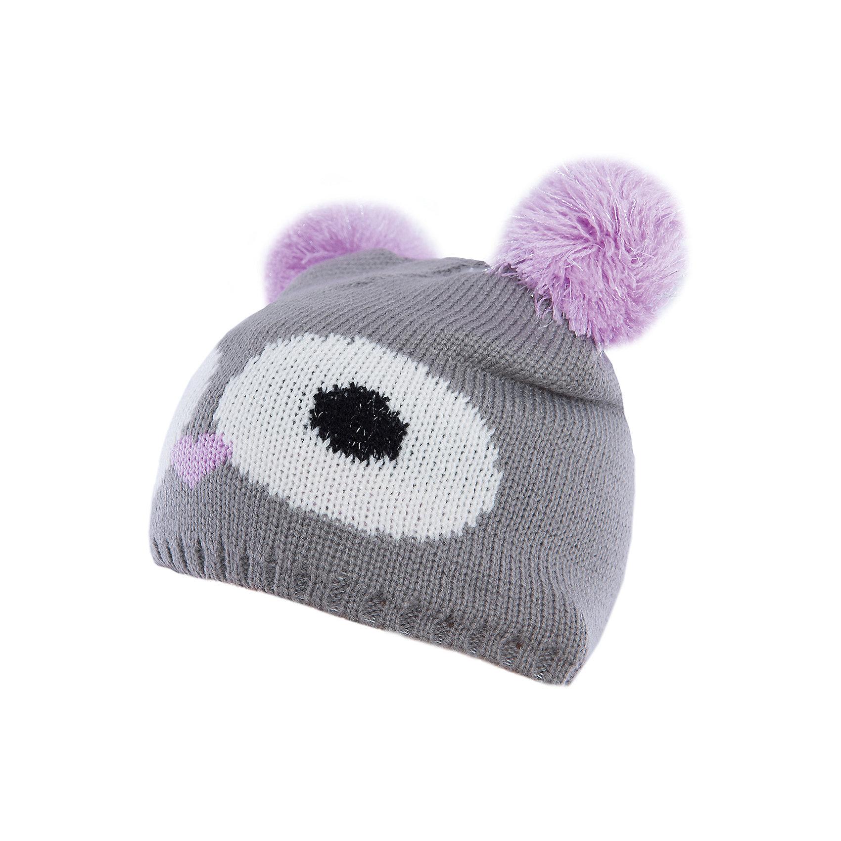 SELA Шапка для девочки SELA шапки mialt шапка