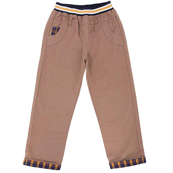 Брюки для мальчика SELAБрюки<br>Брюки для мальчика из коллекции осень-зима 2016-2017 от известного бренда SELA. Стильные брюки на каждый день приятного бежевого цвета из хлопка. Брюки без пуговиц и молний, с модной резикой и с деталями в тон на кармане, подойдут как к рубашкам, так и к футболкам.<br><br>Дополнительная информация:<br>- Силуэт прямой <br><br>Состав: 100% хлопок <br><br>Брюки для мальчиков Sela можно купить в нашем интернет-магазине.<br>.<br>Подробнее:<br>• Для детей в возрасте: от 2 до 6 лет<br>• Номер товара: 4913206<br>Страна производитель: Китай<br>Ширина мм: 215; Глубина мм: 88; Высота мм: 191; Вес г: 336; Цвет: бежевый; Возраст от месяцев: 48; Возраст до месяцев: 60; Пол: Мужской; Возраст: Детский; Размер: 110,116,92,104,98; SKU: 4913205;