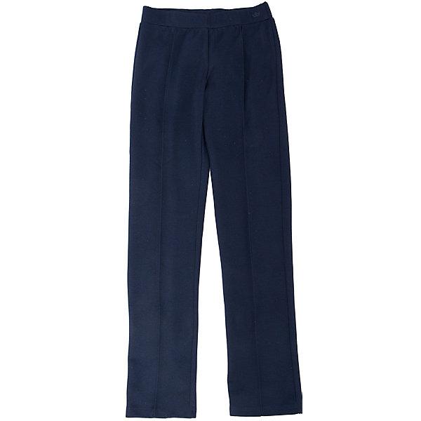 Брюки для девочки SELAБрюки<br>Брюки для девочки из коллекции осень-зима 2016-2017 от известного бренда SELA. Удобные брюки на каждый день идеальны для нового школьного сезона. В этой модели отсутствуют карманы и застежка на молнии, брюки имеют эластичную резинку. Строгие стрелки на брюках отражают серьезность их обладательницы, к этим брюкам отлично подойдут блузки и пиджаки.<br><br>Дополнительная информация:<br>- Силуэт прилегающий<br>Состав: 60% ПЭ, 35% вискоза, 5% эластан<br><br>Брюки для девочек Sela можно купить в нашем интернет-магазине.<br>.<br>Подробнее:<br>• Для детей в возрасте: от 6 до 12 лет<br>• Номер товара: 4913271<br>Страна производитель: Китай<br><br>Ширина мм: 215<br>Глубина мм: 88<br>Высота мм: 191<br>Вес г: 336<br>Цвет: синий<br>Возраст от месяцев: 108<br>Возраст до месяцев: 120<br>Пол: Женский<br>Возраст: Детский<br>Размер: 140,128,146,134,122,116,152<br>SKU: 4913270