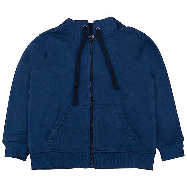 Толстовка для мальчика SELAТолстовки<br>Толстовка для мальчика из коллекции осень-зима 2016-2017 от известного бренда SELA. Удобный жакет с капюшоном подойдет для тренировок и просто на каждый день. Приятный синий цвет и лаконичный дизайн придут по вкусу вашему ребенку. Жакет отлично подойдет как к спортивным штанам, так и к джинсам.<br><br>Дополнительная информация:<br>- Рукав: длинный<br>- Силуэт: свободный<br>- Капюшон: обычный<br>Состав: 60% хлопок, 40% ПЭ<br><br>Жакет для мальчиков Sela можно купить в нашем интернет-магазине.<br><br>Подробнее:<br>• Для детей в возрасте: от 6 до 12 лет<br>• Номер товара: 4913405<br>Страна производитель: Китай<br>Ширина мм: 190; Глубина мм: 74; Высота мм: 229; Вес г: 236; Цвет: синий; Возраст от месяцев: 132; Возраст до месяцев: 144; Пол: Мужской; Возраст: Детский; Размер: 152,116,122,146,128,140,134; SKU: 4913404;