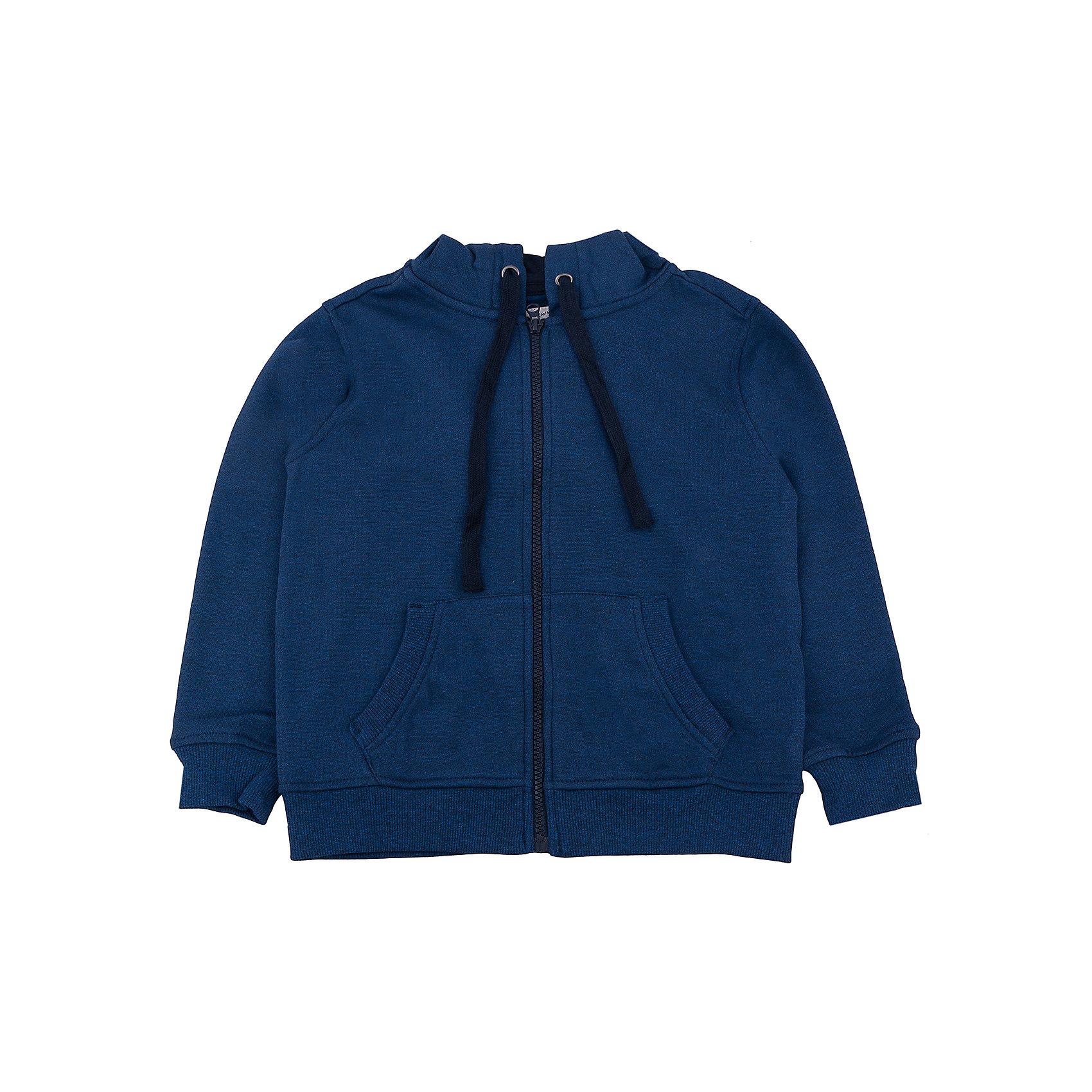 Толстовка для мальчика SELAТолстовки<br>Толстовка для мальчика из коллекции осень-зима 2016-2017 от известного бренда SELA. Удобный жакет с капюшоном подойдет для тренировок и просто на каждый день. Приятный синий цвет и лаконичный дизайн придут по вкусу вашему ребенку. Жакет отлично подойдет как к спортивным штанам, так и к джинсам.<br><br>Дополнительная информация:<br>- Рукав: длинный<br>- Силуэт: свободный<br>- Капюшон: обычный<br>Состав: 60% хлопок, 40% ПЭ<br><br>Жакет для мальчиков Sela можно купить в нашем интернет-магазине.<br><br>Подробнее:<br>• Для детей в возрасте: от 6 до 12 лет<br>• Номер товара: 4913405<br>Страна производитель: Китай<br><br>Ширина мм: 190<br>Глубина мм: 74<br>Высота мм: 229<br>Вес г: 236<br>Цвет: синий<br>Возраст от месяцев: 72<br>Возраст до месяцев: 84<br>Пол: Мужской<br>Возраст: Детский<br>Размер: 146,152,122,116,134,140,128<br>SKU: 4913404