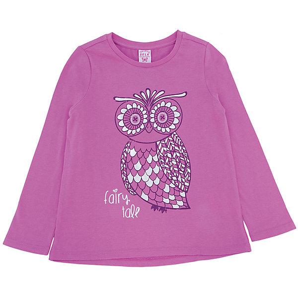 Футболка с длинным рукавом для девочки SELAФутболки с длинным рукавом<br>Футболка с длинным рукавом для девочки из коллекции осень-зима 2016-2017 от известного бренда SELA. Удобный хлопковый джемпер на каждый день. Приятный розовый цвет и цветочный рисунок придут по вкусу модницам и любительницам цветов. Джемпер отлично подойдет к юбкам и к джинсам.<br><br>Дополнительная информация:<br>- Длина: нормальная<br>- Рукав: длинный<br>- Силуэт: прямой<br>Состав: 100% хлопок <br><br>Джемпер для девочек Sela можно купить в нашем интернет-магазине.<br><br>Подробнее:<br>• Для детей в возрасте: от 2 до 6 лет<br>• Номер товара: 4913421<br>Страна производитель: Китай<br><br>Ширина мм: 190<br>Глубина мм: 74<br>Высота мм: 229<br>Вес г: 236<br>Цвет: розовый<br>Возраст от месяцев: 24<br>Возраст до месяцев: 36<br>Пол: Женский<br>Возраст: Детский<br>Размер: 98,92,110,116,104<br>SKU: 4913420