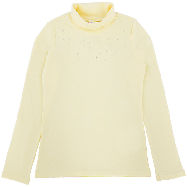 Водолазка для девочкиВодолазки<br>Водолазка для девочки из коллекции осень-зима 2016-2017 от известного бренда SELA. Удобный хлопковый джемпер на каждый день. Приятный светло-желтый цвет в сочетании с классическим дизайном придет по вкусу вашей моднице. Джемпер отлично подойдет к юбкам и брюкам, а также к джинсам.<br><br>Дополнительная информация:<br>- Рукав: длинный<br>- Силуэт: полуприлегающий<br>Состав: 95% хлопок 5% эластан<br><br>Джемпер для девочек Sela можно купить в нашем интернет-магазине.<br><br>Подробнее:<br>• Для детей в возрасте: от 6 до12 лет<br>• Номер товара: 4913505<br>Страна производитель: Китай<br><br>Ширина мм: 190<br>Глубина мм: 74<br>Высота мм: 229<br>Вес г: 236<br>Цвет: желтый<br>Возраст от месяцев: 84<br>Возраст до месяцев: 96<br>Пол: Женский<br>Возраст: Детский<br>Размер: 128,146,116,134,122,140,152<br>SKU: 4913504