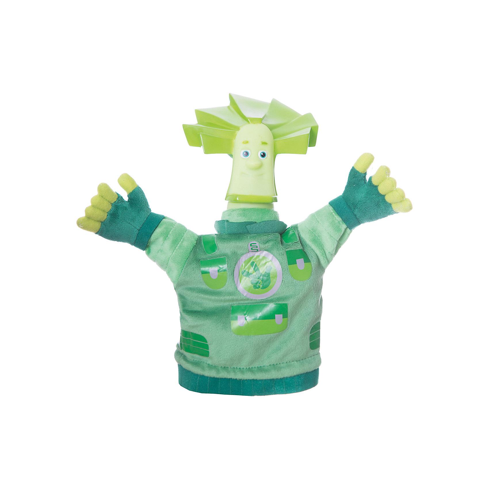 МУЛЬТИ-ПУЛЬТИ Мягкая игрушка Кукла на руку. Папус большую мягкую игрушку собаку лежа в москве