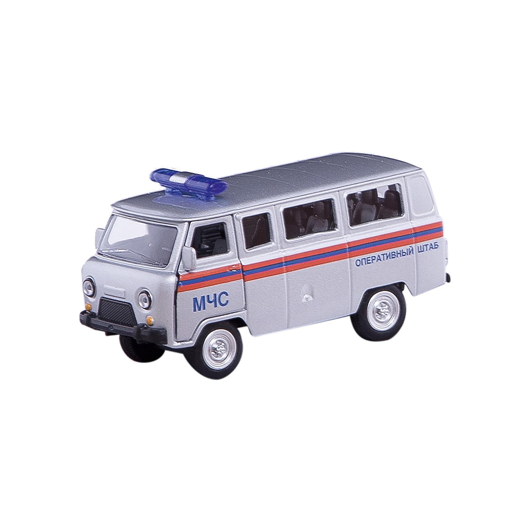 Машина  УАЗ 39625Машинки<br>Играть с машинами обожает множество современных мальчишек, поэтому машина УАЗ 39625, выглядящая почти как настоящая, обязательно порадует ребенка. Такие игрушки помогают детям развивать воображение, мелкую моторику, логику и творческое мышление.<br>Машина прекрасно детализирована, имеет металлический корпус, резиновые колеса, прочные прозрачные стекла. Игрушка дополнена инерционным механизмом, двери у нее открываются и закрываются. Это отличный подарок маленькому мужчине!<br><br>Дополнительная информация:<br><br>цвет: разноцветный;<br>размер коробки: 6 х 15 х 13 см;<br>вес: 150 г;<br>материал: металл, пластик, резина;<br>инерционный механизм.<br><br>Машину УАЗ 39625 можно купить в нашем магазине.<br><br>Ширина мм: 60<br>Глубина мм: 150<br>Высота мм: 130<br>Вес г: 150<br>Возраст от месяцев: 36<br>Возраст до месяцев: 72<br>Пол: Мужской<br>Возраст: Детский<br>SKU: 4913632