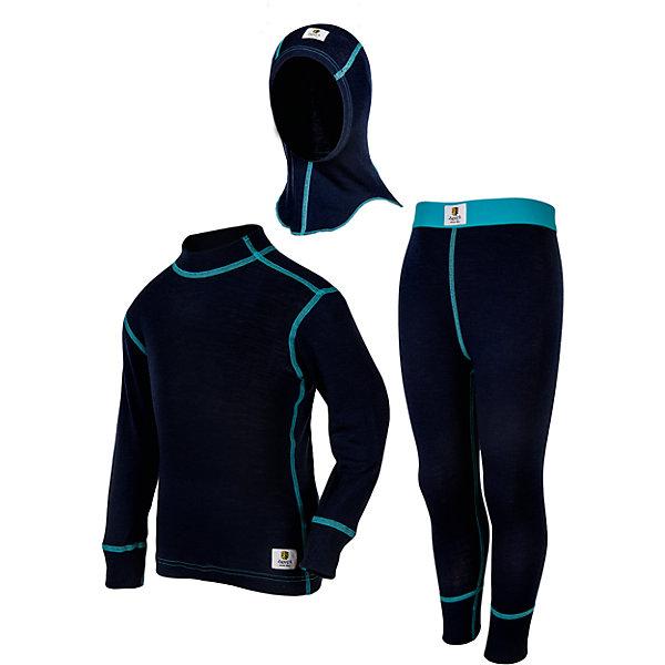 Комплект: футболка и рейтузы для мальчика Janus + шлем в подарокФлис и термобелье<br>Характеристики товара:<br><br>• цвет: черный<br>• комплектация: лонгслив, рейтузы, шапка-шлем<br>• состав ткани: 100% шерсть мериноса<br>• подкладка: нет<br>• сезон: зима<br>• температурный режим: от -30 до +5<br>• пояс: резинка<br>• длинные рукава<br>• страна бренда: Норвегия<br>• страна изготовитель: Норвегия<br><br>Этот детский комплект термобелья легко надевается благодаря эластичному материалу. Легкое термобелье для ребенка создает комфортные условия и удобно сидит по фигуре. Качественный натуральный материал комплекта термобелья для детей позволяет коже дышать и впитывает лишнюю влагу. Тонкая шерсть мериноса приятна на ощупь, гипоаллергенна. <br><br>Комплект: футболка и рейтузы + шлем в подарок Janus (Янус) для мальчика можно купить в нашем интернет-магазине.<br>Ширина мм: 190; Глубина мм: 74; Высота мм: 229; Вес г: 236; Цвет: синий; Возраст от месяцев: 96; Возраст до месяцев: 108; Пол: Мужской; Возраст: Детский; Размер: 134,92,128,146,86,152,116,104,122,140,110,98; SKU: 4913657;