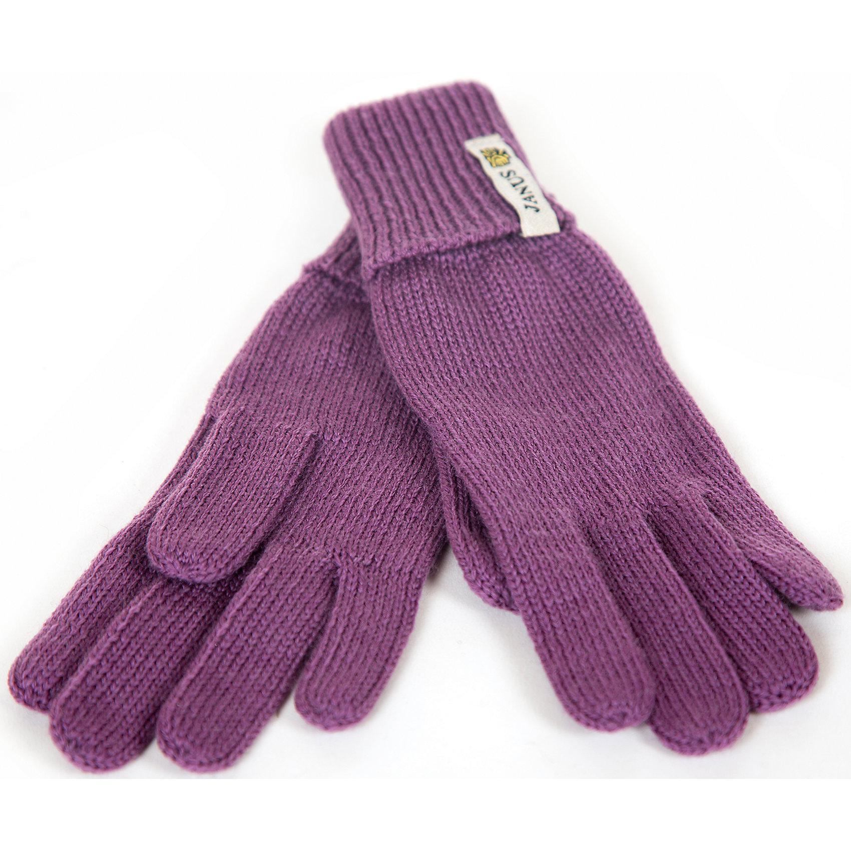 Перчатки JanusПерчатки известной марки Janus.<br><br>Изготовленные из тонкорунной шерсти мериноса, обладающей уникальными свойствами,  они отлично сохранят тепло рук вашего малыша. Мягкая гипоаллергенная шерсть позитивно влияет на кровообращение ребенка, поэтому перчатки не только согревают, но и оказывают лечебно-профилактический эффект. <br><br>Шерсть мериноса даже во влажном состоянии подарит нежной детской коже сухое тепло. Натуральный гигроскопичный материал позволяет коже «дышать», оберегая ручки ребенка не только от холода, но и от перегрева.<br><br>Шерстяные перчатки Janus красивы, удобны и полезны для детского здоровья.<br><br>Состав: 100% шерсть<br><br>Ширина мм: 162<br>Глубина мм: 171<br>Высота мм: 55<br>Вес г: 119<br>Цвет: розовый<br>Возраст от месяцев: 96<br>Возраст до месяцев: 120<br>Пол: Женский<br>Возраст: Детский<br>Размер: 4,3<br>SKU: 4913717