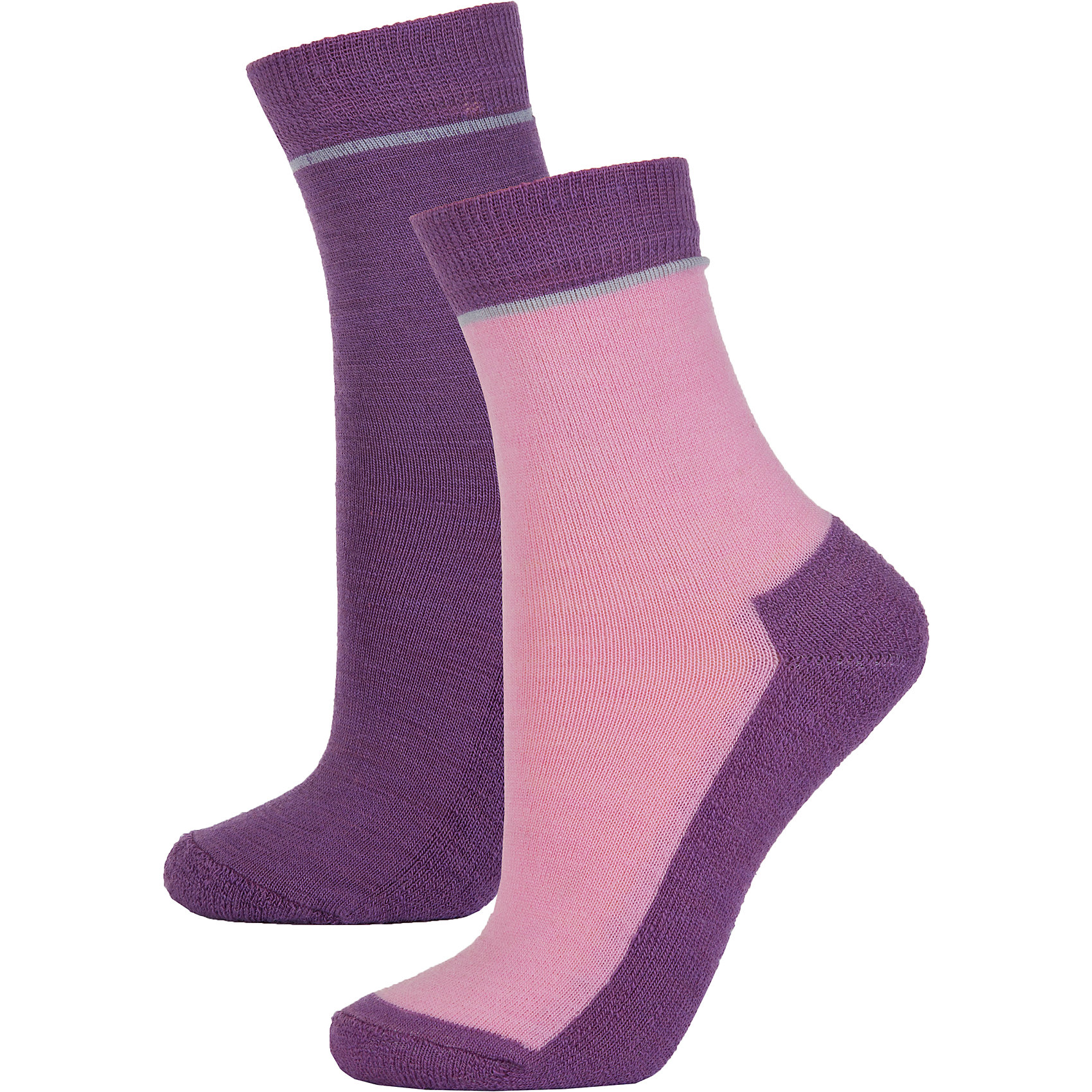 Носки: 2 пары  для девочки JanusНоски: 2 пары  для девочки известной марки Janus.<br><br>Теплые и мягкие махровые носочки Janus из  шерсти мериноса подарят тепло и комфорт вашему малышу, согревая его ножки в любую погоду. Две пары носочков с махровой вязкой на ступне идеальны для длительных прогулок в осенне-зимний сезон. Между махровыми петельками создается воздушная прослойка, обеспечивающая дополнительное тепло, а значит, в таких носках ребенок не замерзнет и не простудится даже в самый сильный мороз.<br><br>Уникальные антиаллергенные свойства мериносовой шерсти позволяют надевать носочки Janus на голую ногу, не вызывая раздражения кожи. Мягкий, приятный на ощупь и легкий в уходе материал позволит ребенку чувствовать себя комфортно и дома, и на прогулке. <br><br>Состав: 68% шерсть, 30% полиамид, 2% эластан<br><br>Ширина мм: 87<br>Глубина мм: 10<br>Высота мм: 105<br>Вес г: 115<br>Цвет: розовый<br>Возраст от месяцев: 84<br>Возраст до месяцев: 120<br>Пол: Женский<br>Возраст: Детский<br>Размер: 30-34,25-29,35-39,20-24<br>SKU: 4913760