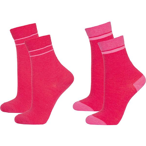 Носки: 2 пары  для девочки JanusФлис и термобелье<br>Характеристики товара:<br><br>• цвет: розовый<br>• комплектация: 2 пары<br>• состав ткани: 60% шерсть мериноса, 38% полиамид, 2% эластан<br>• подкладка: нет<br>• сезон: зима<br>• застежка: нет<br>• страна бренда: Норвегия<br>• страна изготовитель: Норвегия<br><br>Симпатичные детские носки сделаны из мягкого материала, шерсть мериноса в его составе делает такие носки для ребенка очень удобными. Материал носков для детей создает оптимальный микроклимат. Эти теплые носки разработаны специально для детей. В наборе - две пары носков.<br><br>Термоноски: 2 пары Janus (Янус) для девочки можно купить в нашем интернет-магазине.<br>Ширина мм: 87; Глубина мм: 10; Высота мм: 105; Вес г: 115; Цвет: розовый; Возраст от месяцев: 84; Возраст до месяцев: 120; Пол: Женский; Возраст: Детский; Размер: 30-34,20-24,25-29,35-39; SKU: 4913836;